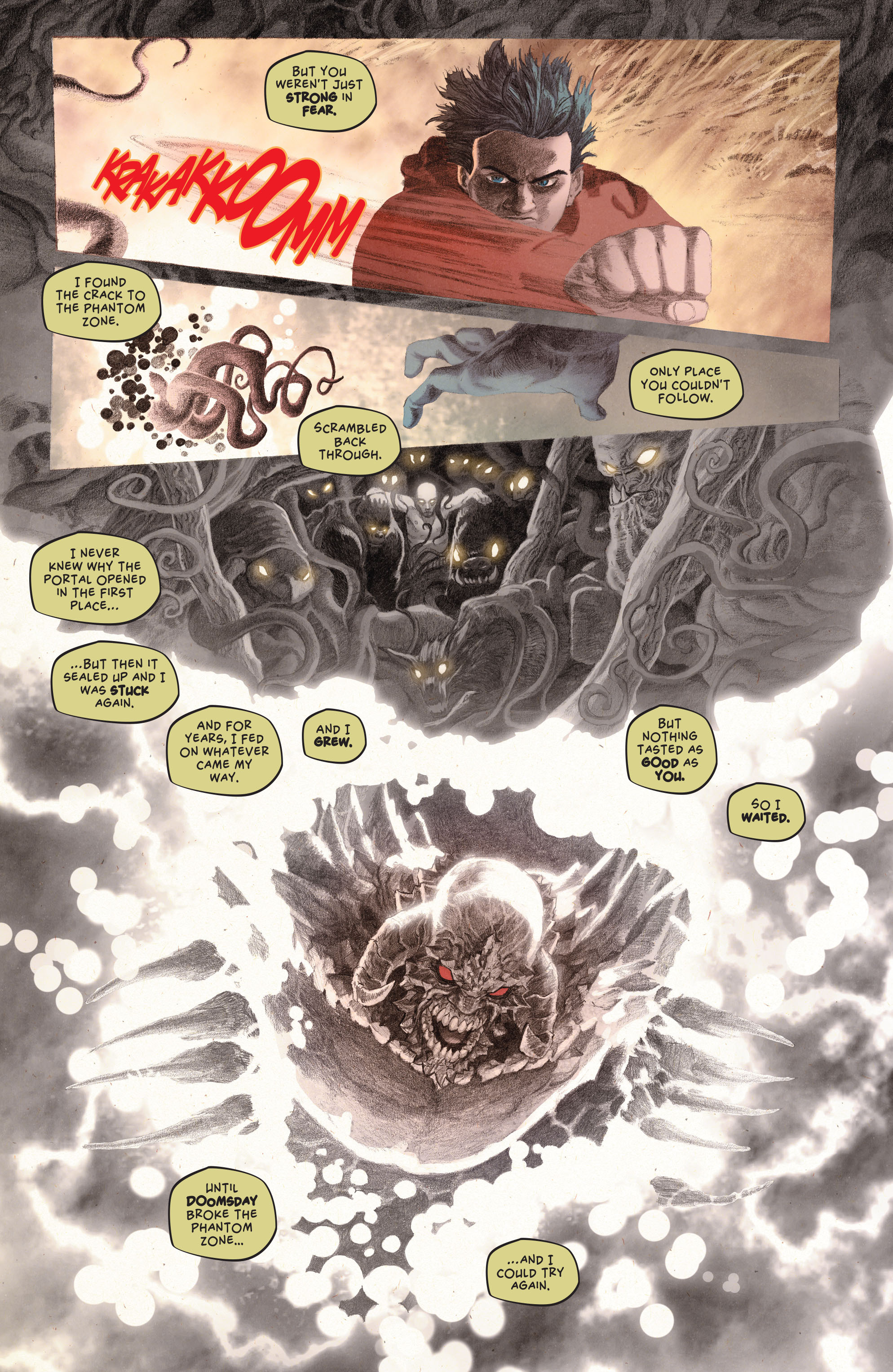 Read online Action Comics (2011) comic -  Issue #39 - 10