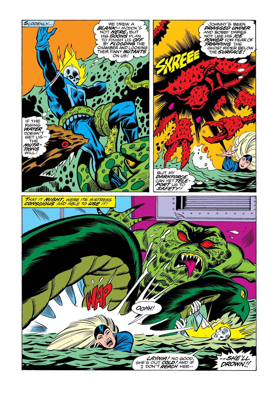 Read online Marvel Masterworks: The Invincible Iron Man comic -  Issue # TPB 11 (Part 3) - 102