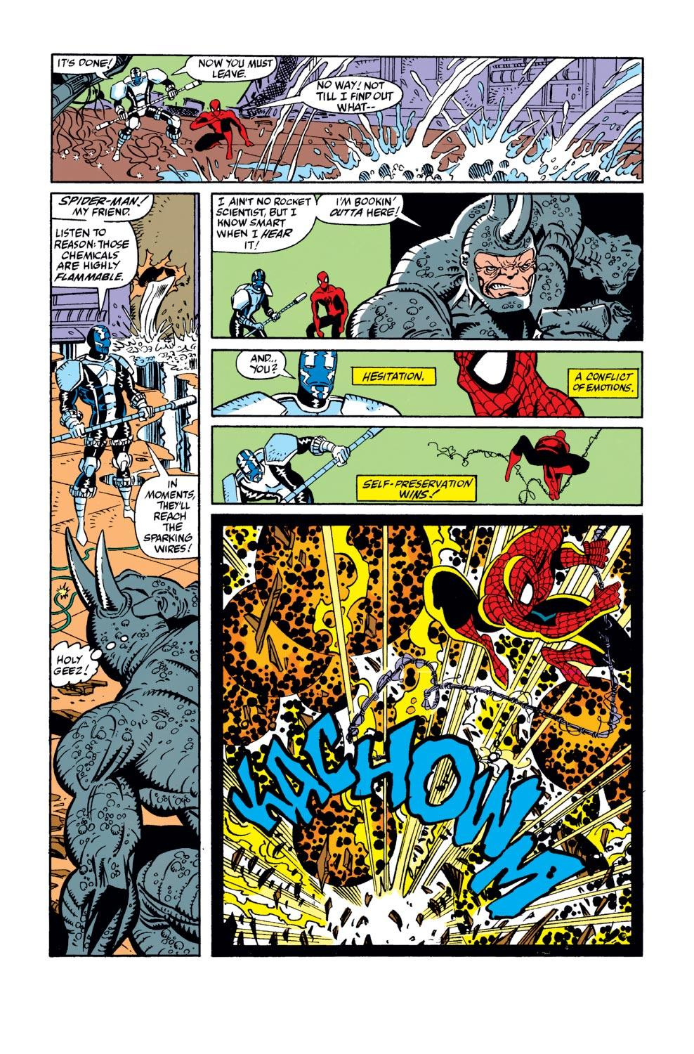 The Amazing Spider-Man (1963) 344 Page 21