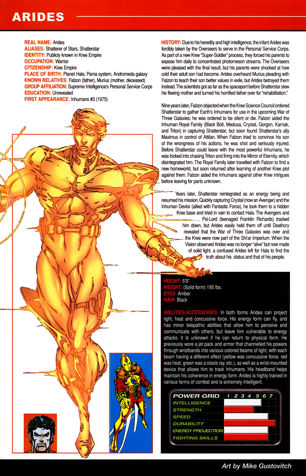 Read online All-New Official Handbook of the Marvel Universe A to Z comic -  Issue #1 - 28