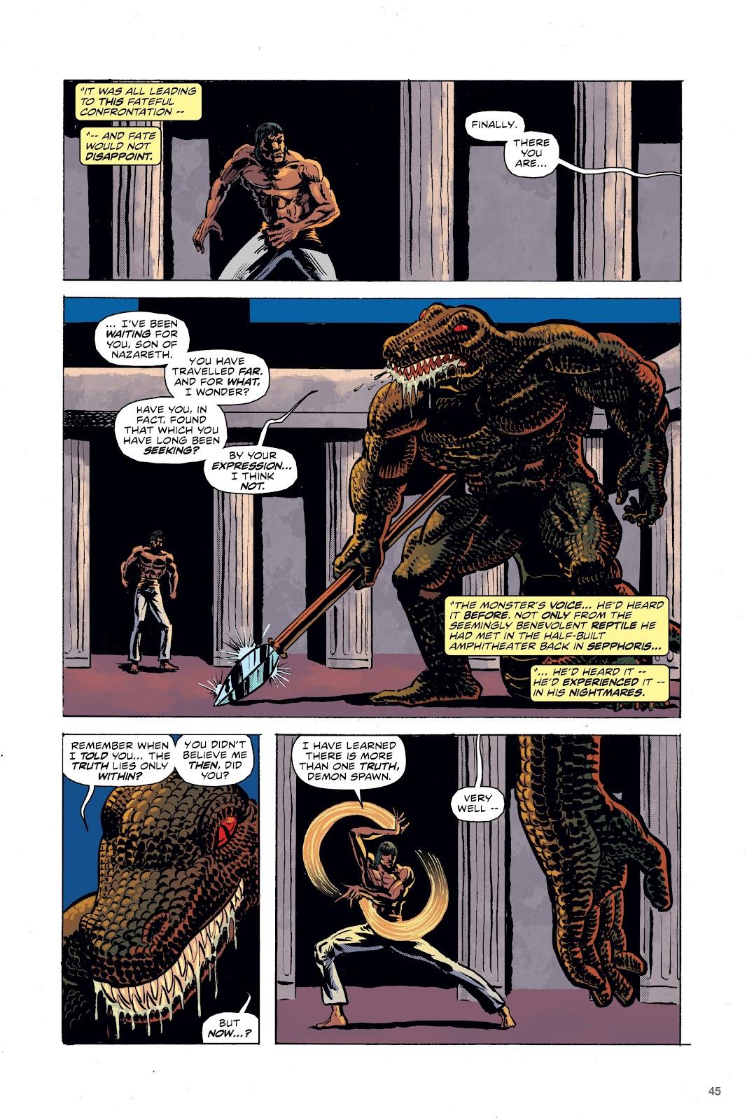 Read online Jesusfreak comic -  Issue # Full - 41