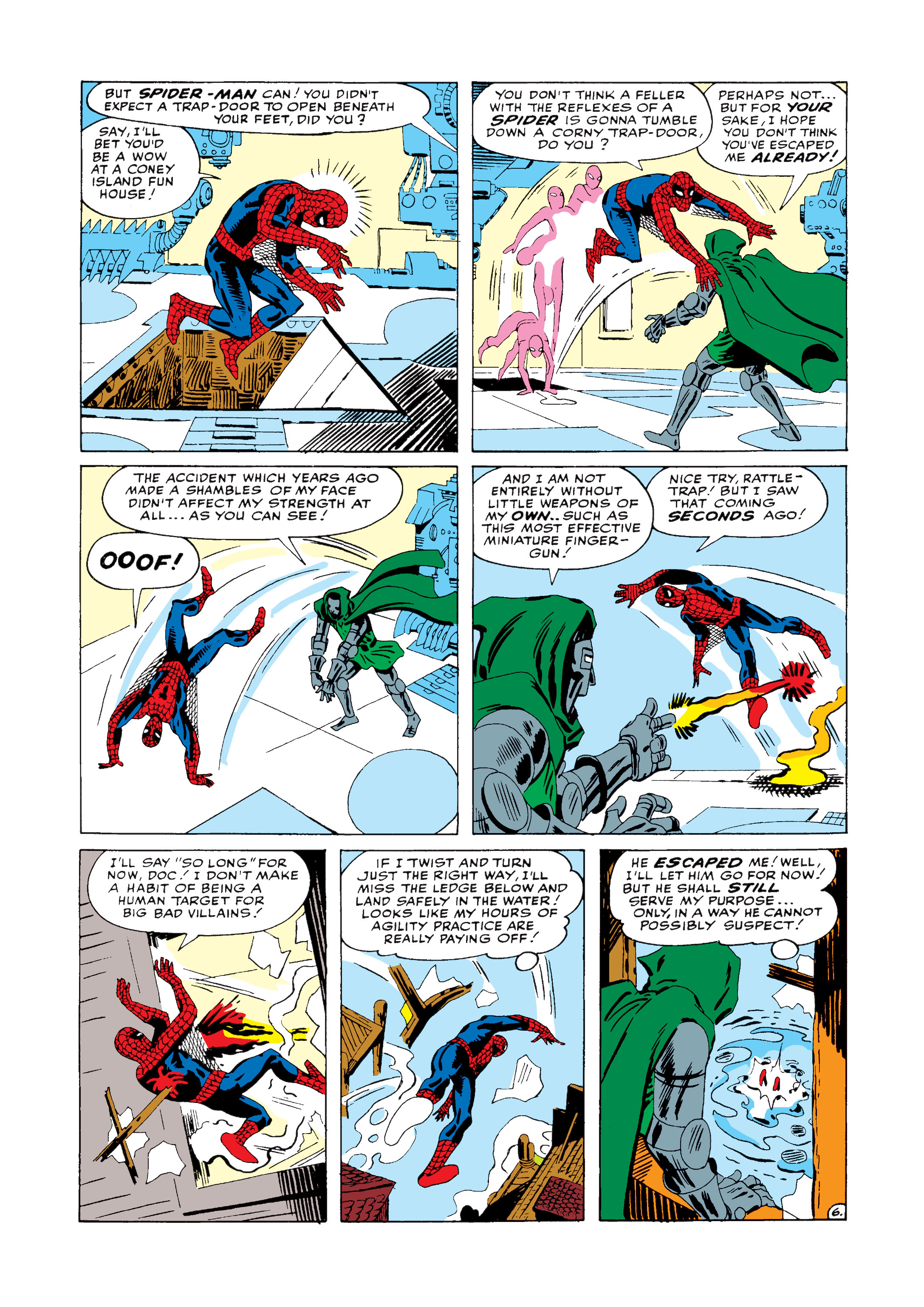 The Amazing Spider-Man (1963) 5 Page 6