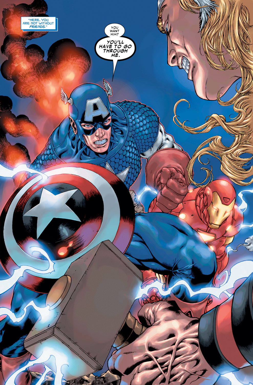 What If? Civil War issue Full - Page 36