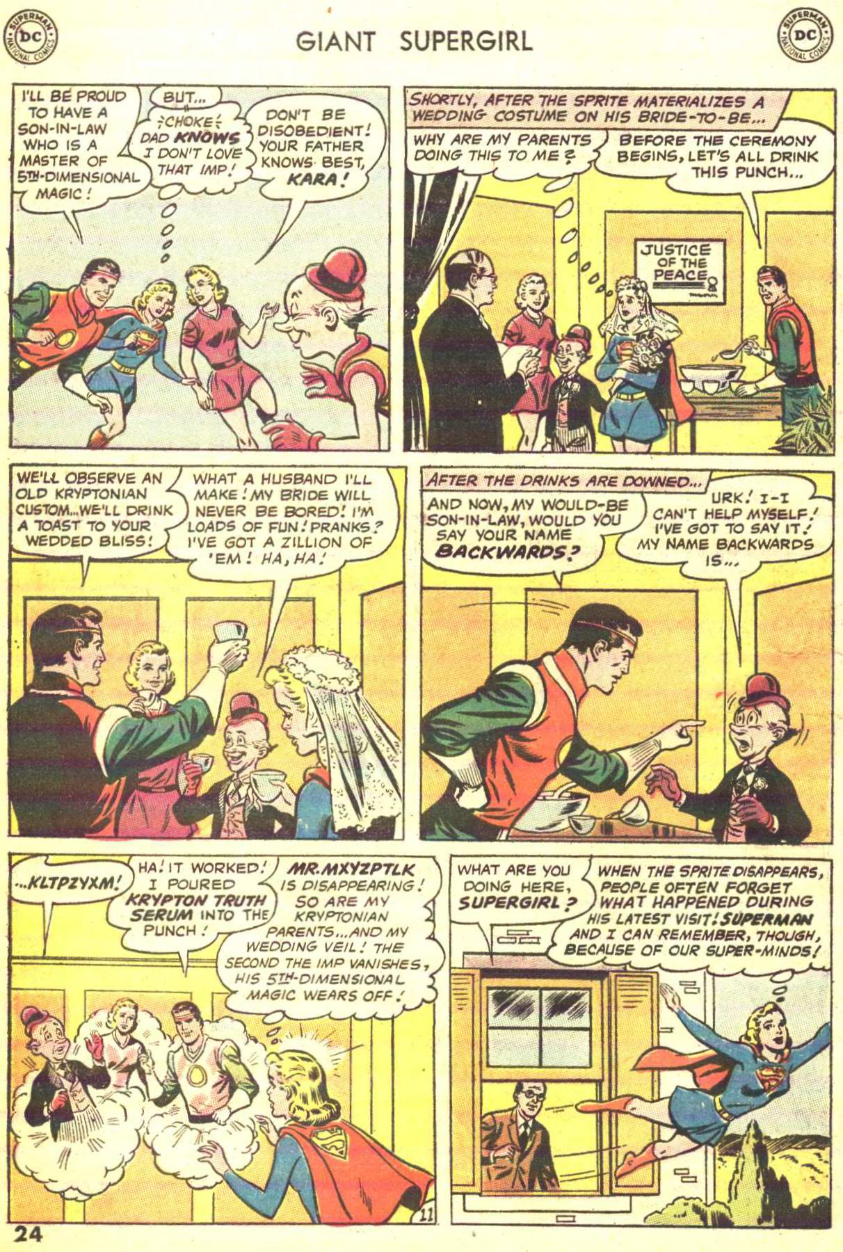 Read online Action Comics (1938) comic -  Issue #373 - 24