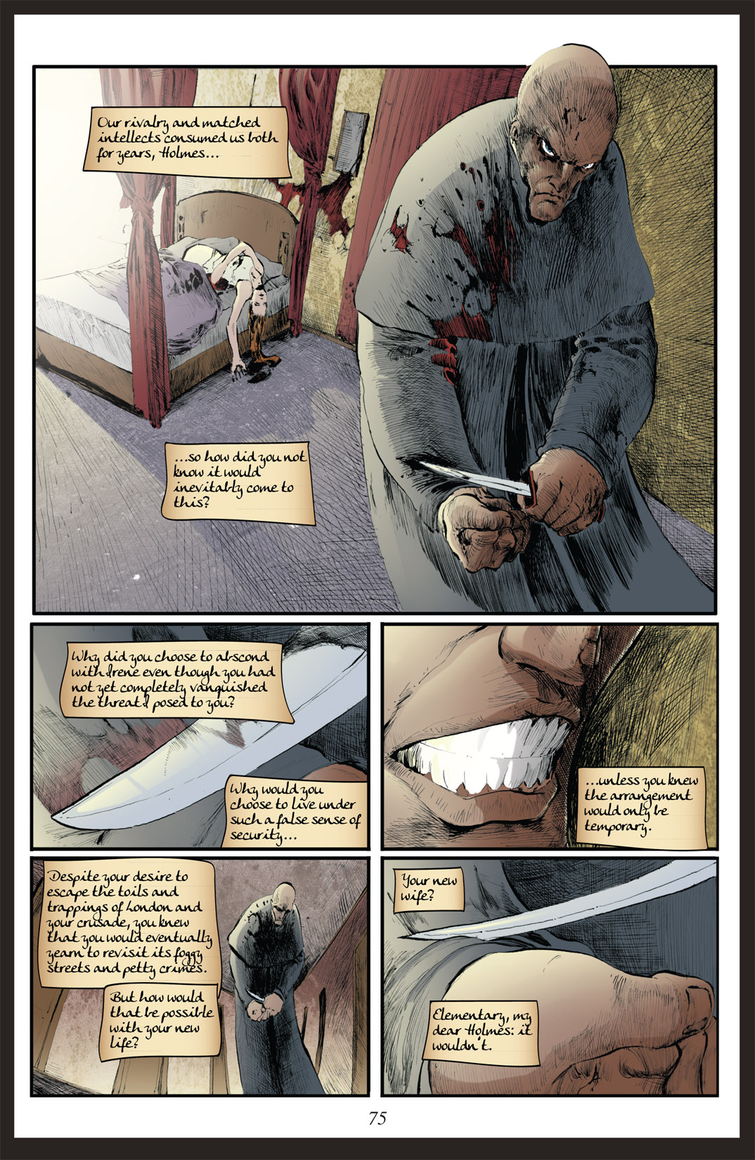 Read online Nightmare World comic -  Issue # Vol. 2 Leave the Light On - 76