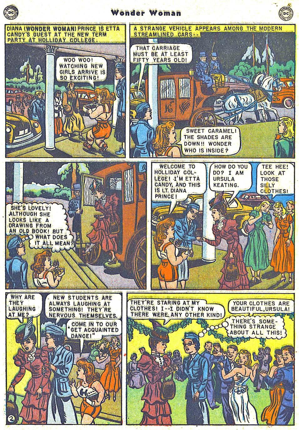 Read online Wonder Woman (1942) comic -  Issue #38 - 4