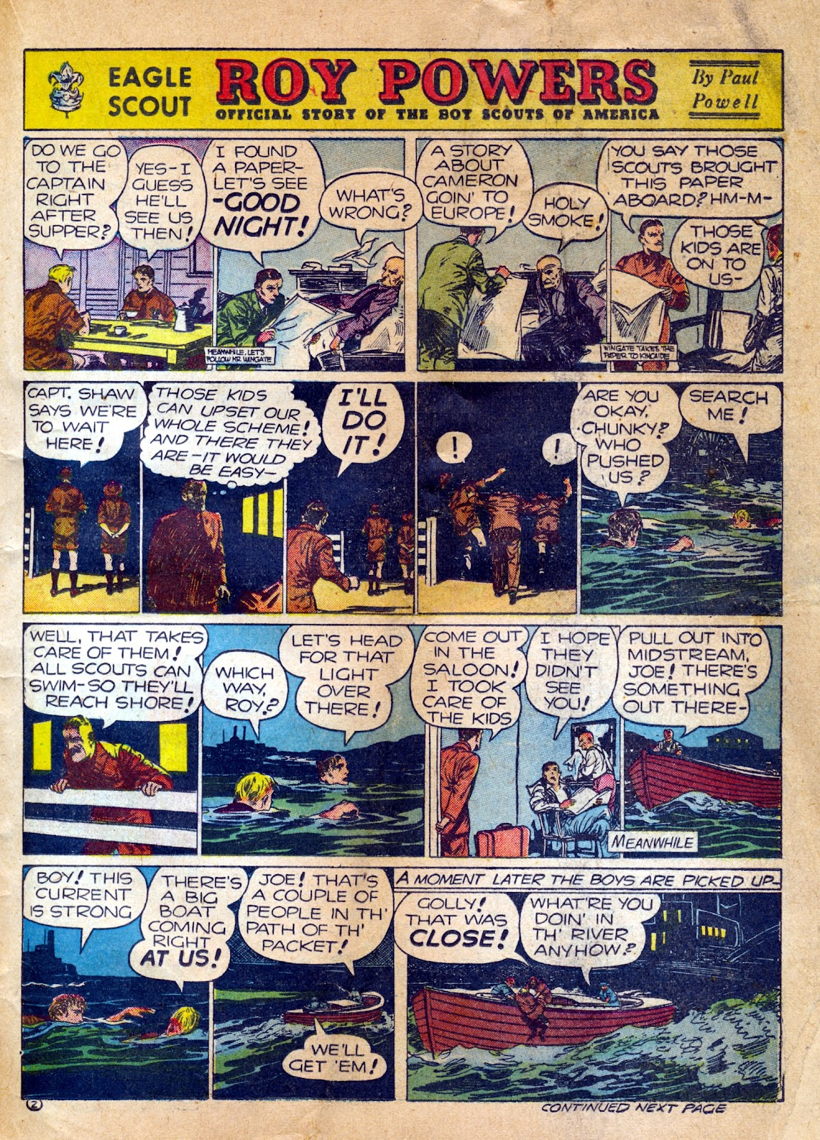 Read online Famous Funnies comic -  Issue #82 - 43