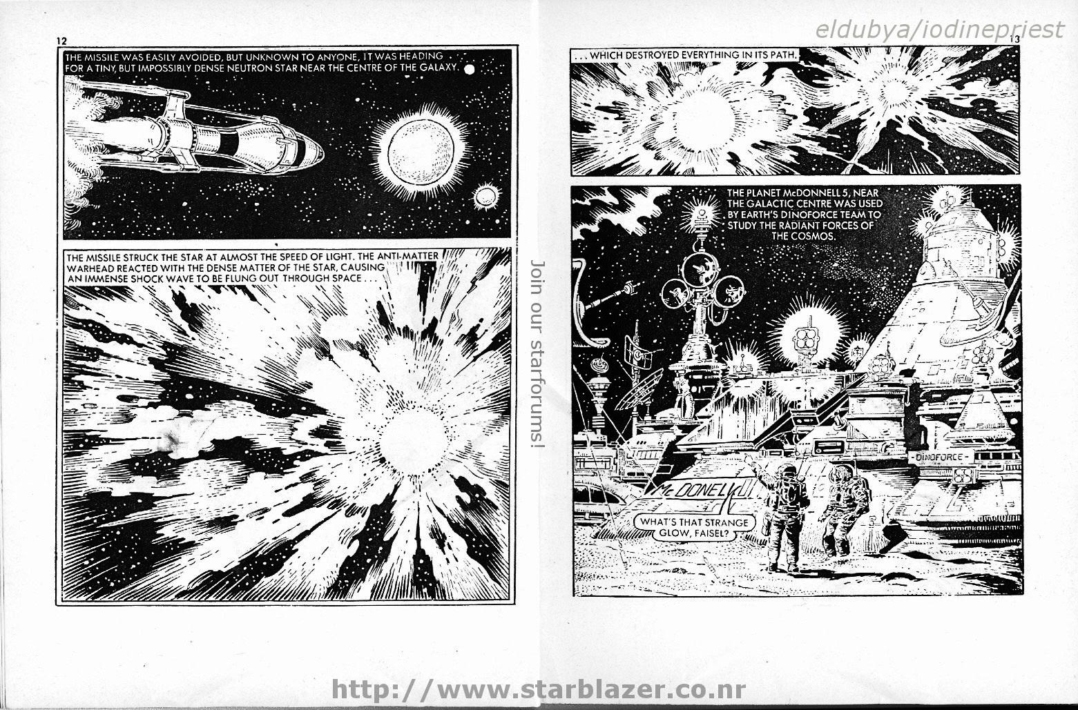 Starblazer issue 107 - Page 8