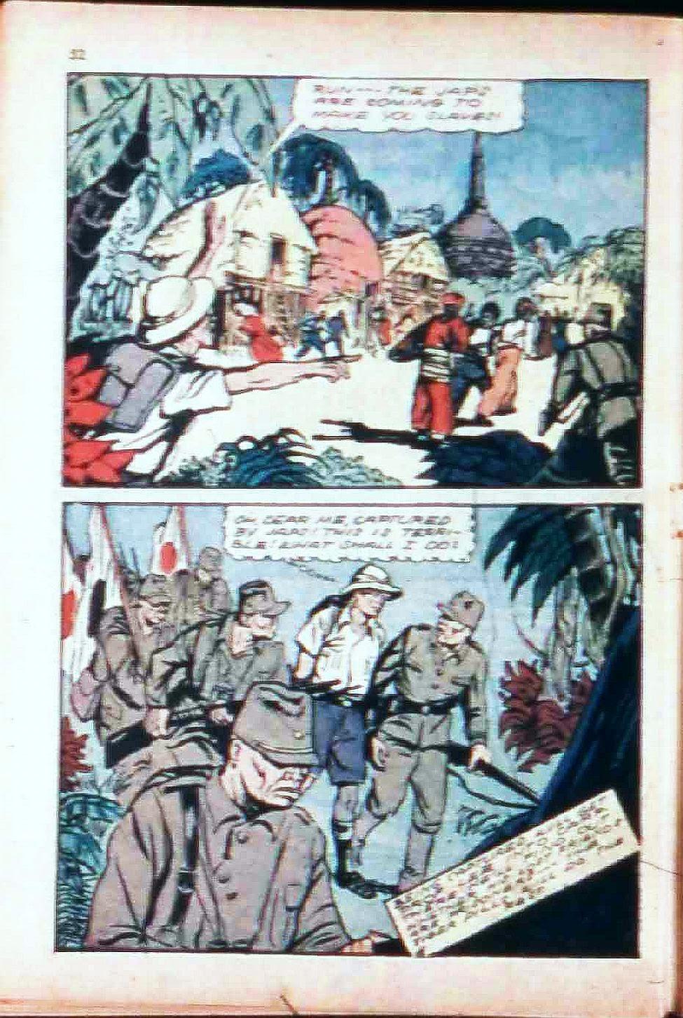 Read online Super-Magician Comics comic -  Issue #17 - 51