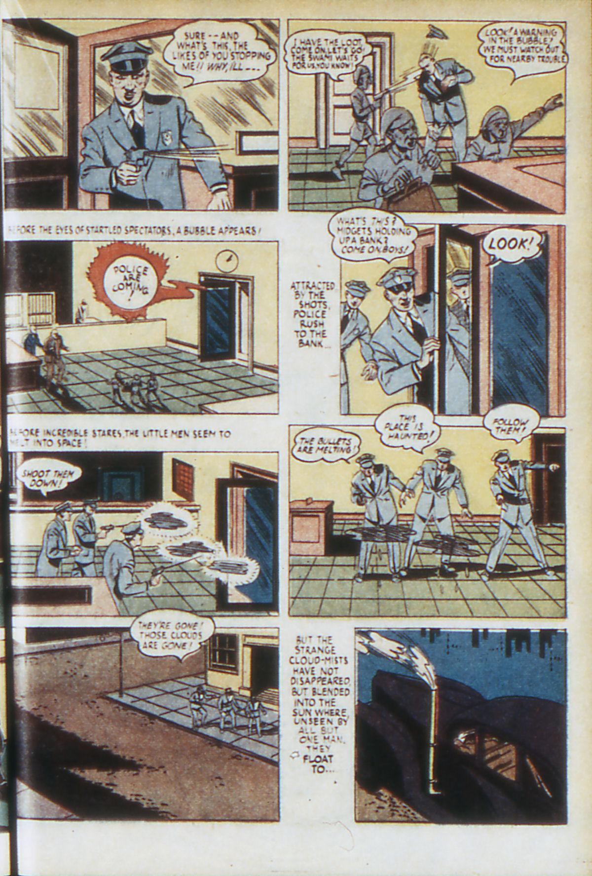 Read online Adventure Comics (1938) comic -  Issue #64 - 34