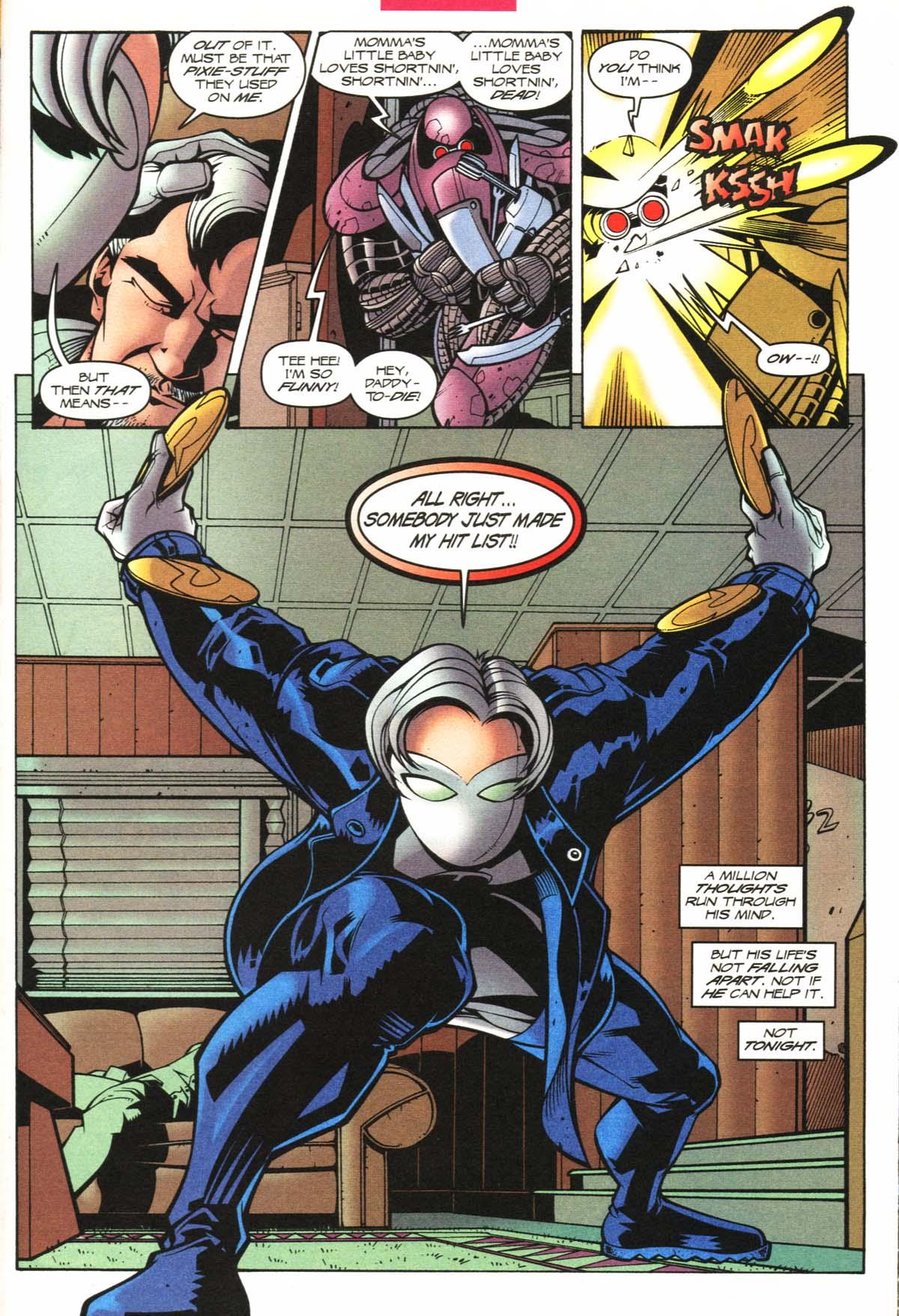 Read online Slingers comic -  Issue #9 - 19