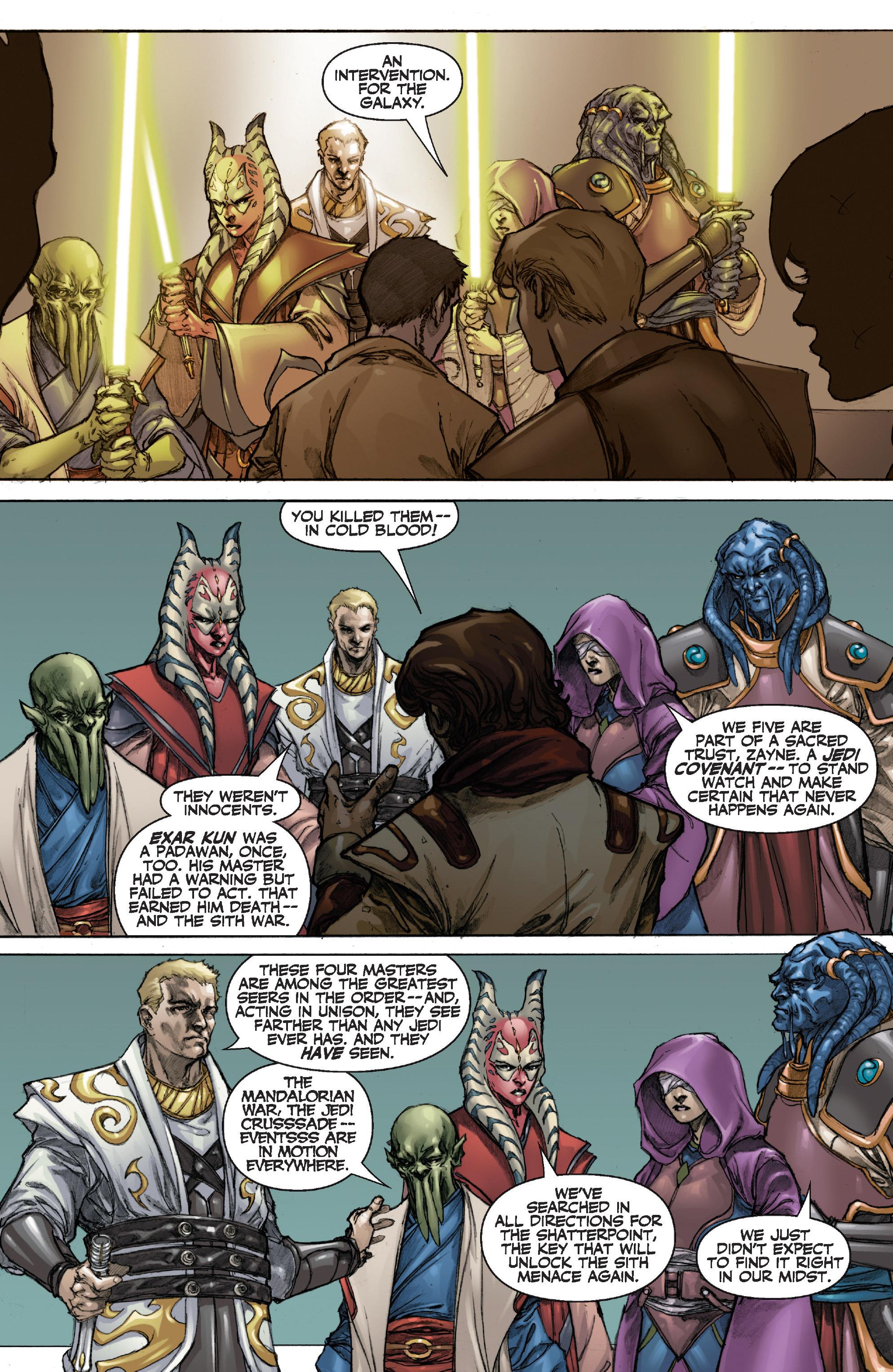 Read online Star Wars Omnibus comic -  Issue # Vol. 29 - 131