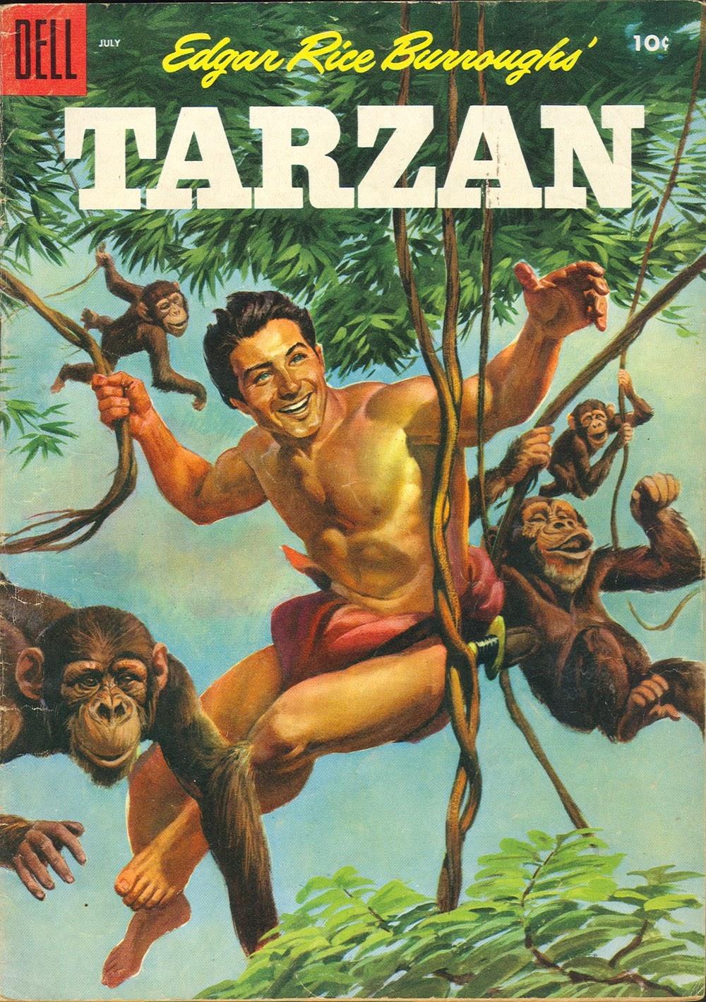 Tarzan (1948) issue 70 - Page 1