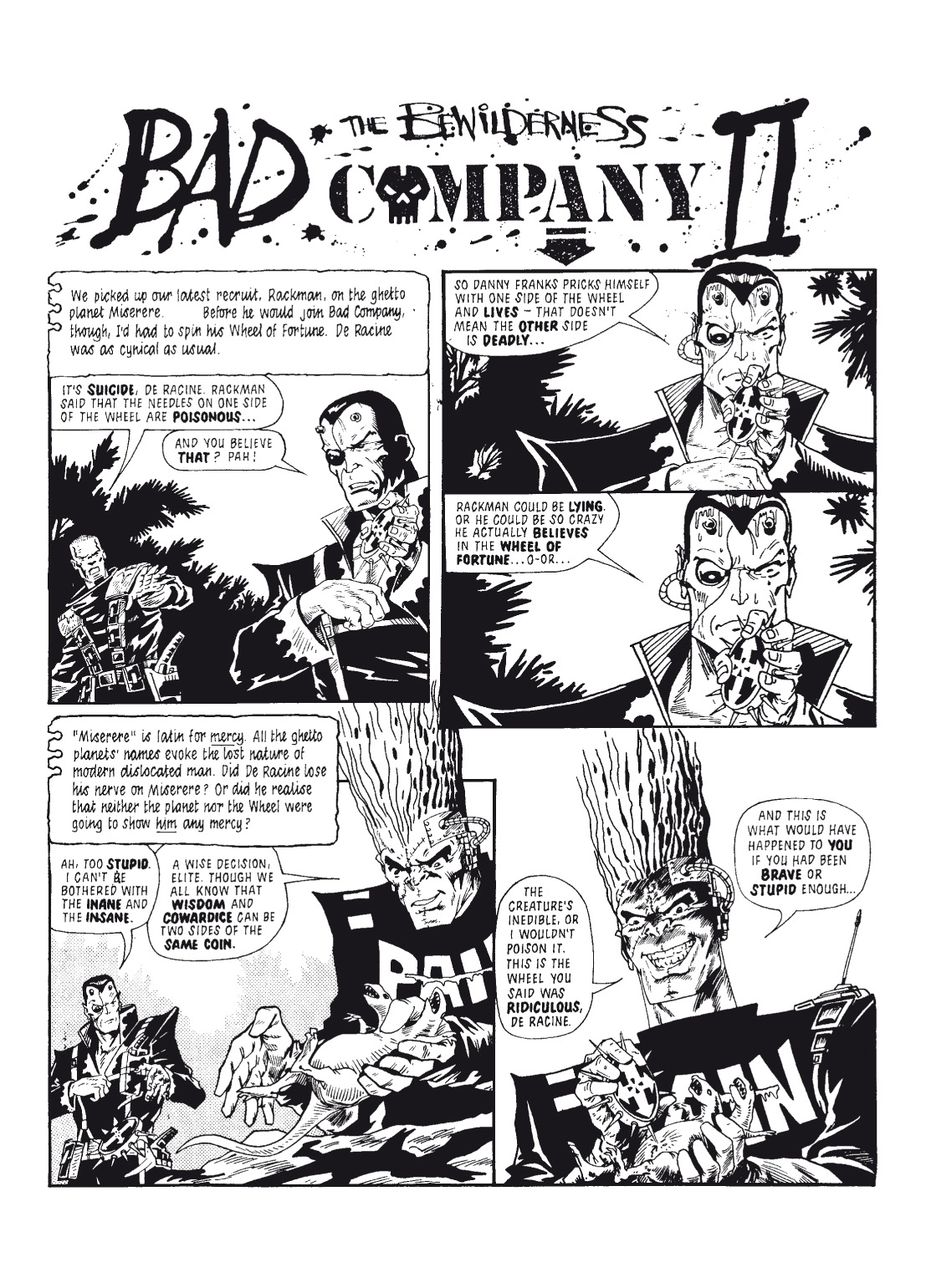 Read online The Complete Bad Company comic -  Issue # TPB - 144