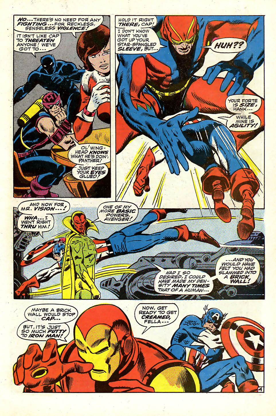 The Avengers (1963) 58 Page 4