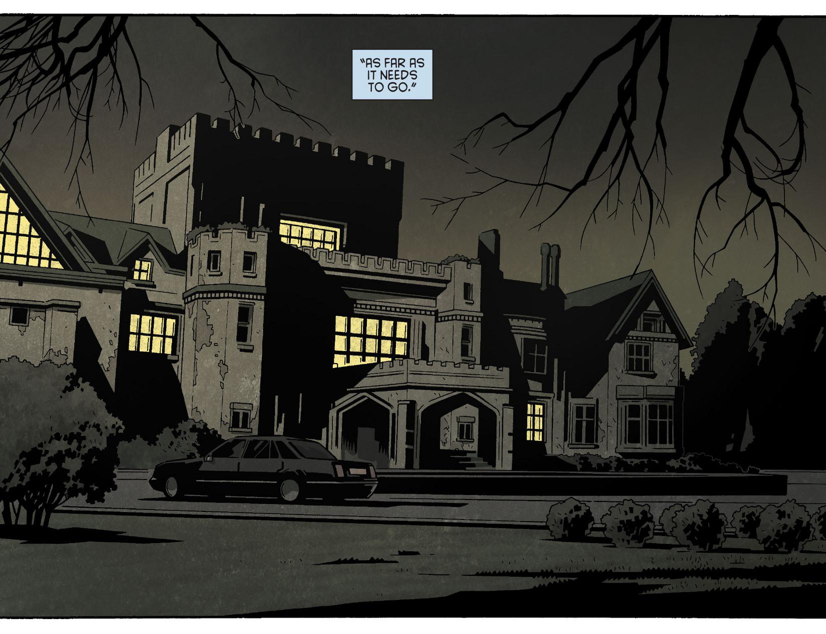 Read online Arrow [II] comic -  Issue #5 - 16