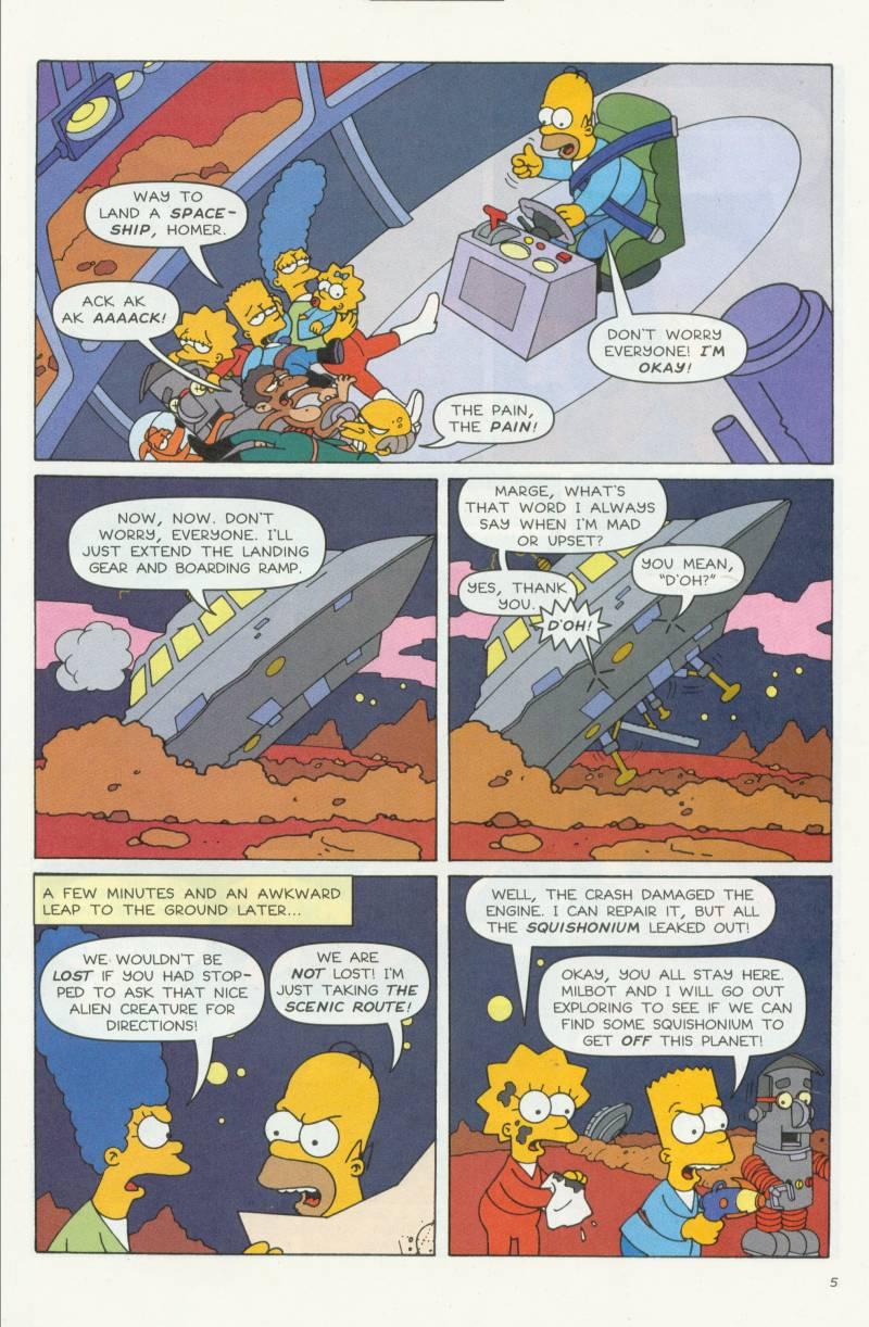 Read online Simpsons Comics Presents Bart Simpson comic -  Issue #3 - 7