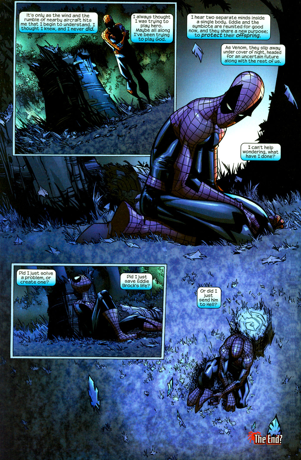 The Spectacular Spider-Man (2003) 5 Page 24