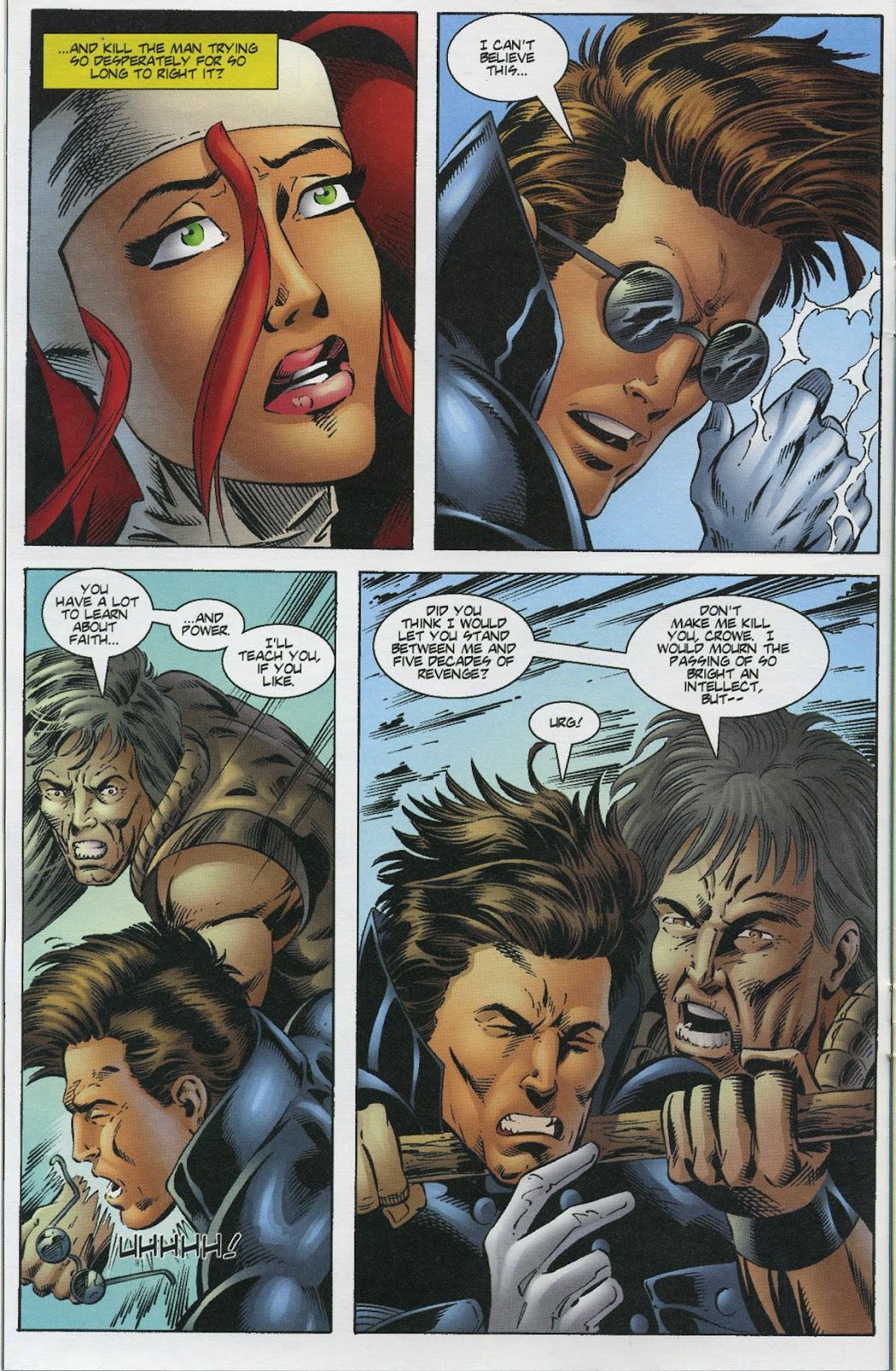 Warrior Nun Areala (1997) Issue #3 #3 - English 10