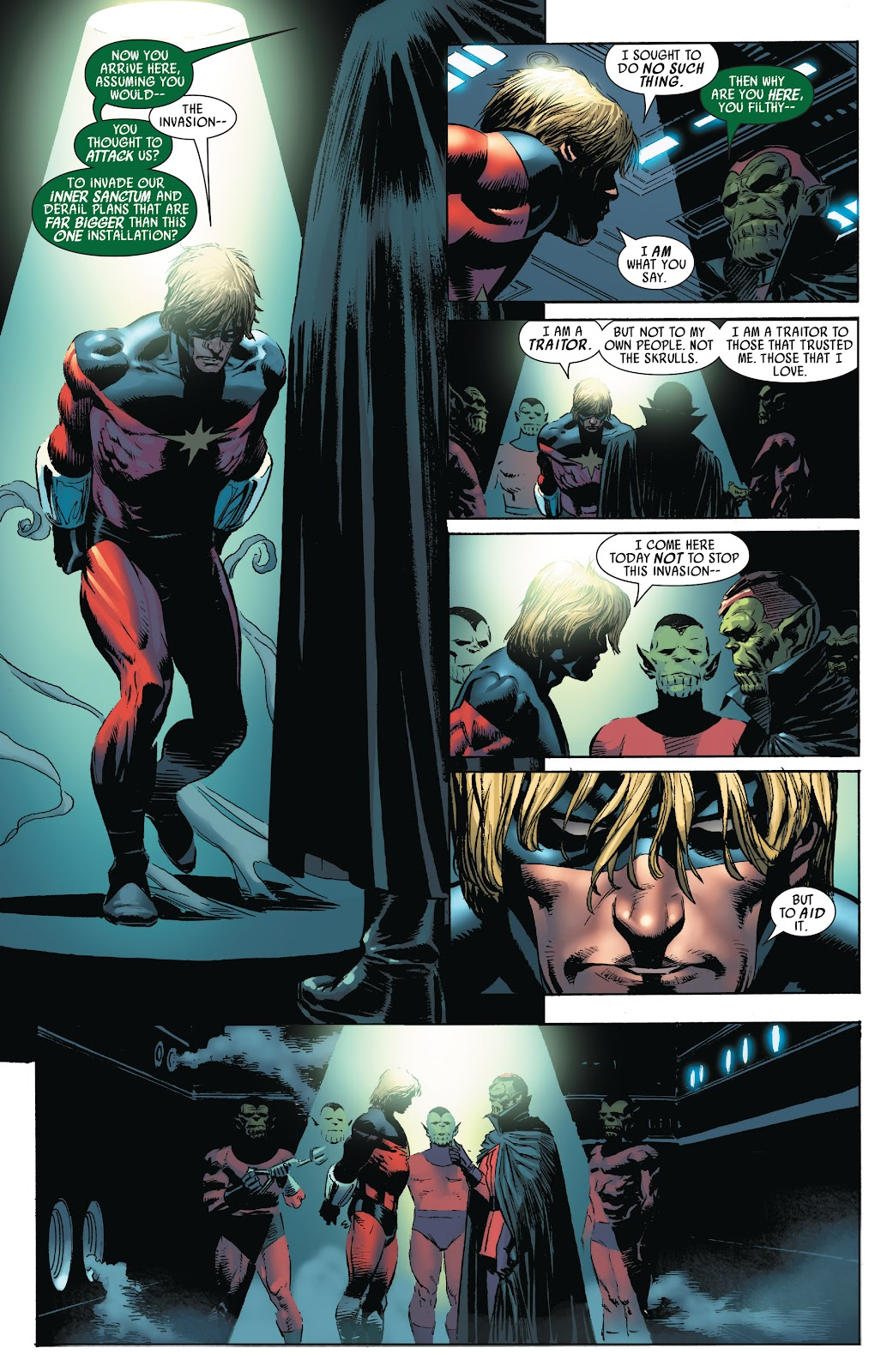 Read online Secret Invasion: Rise of the Skrulls comic -  Issue # TPB (Part 4) - 78