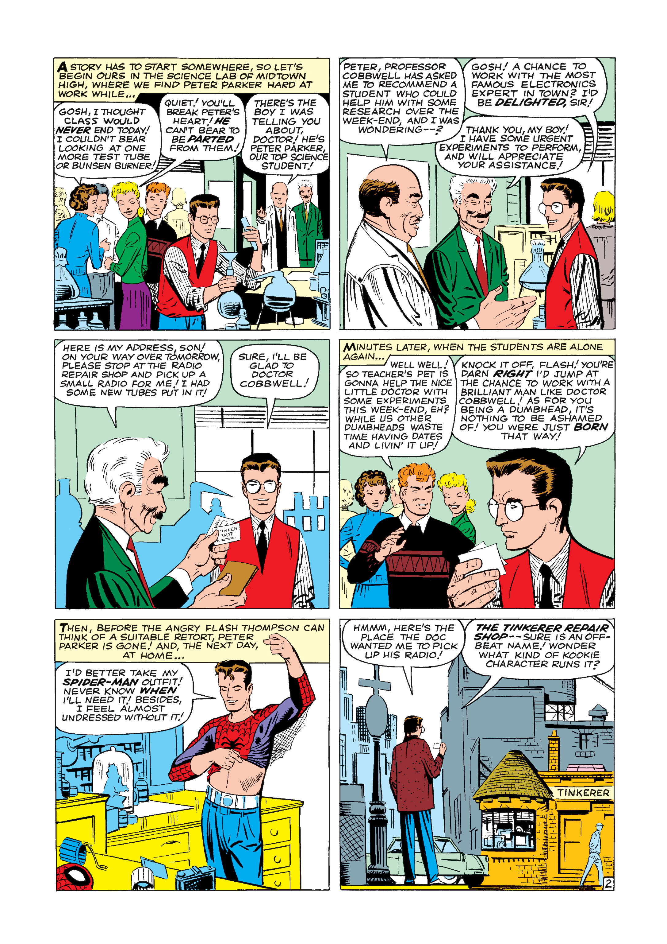 The Amazing Spider-Man (1963) 2 Page 16