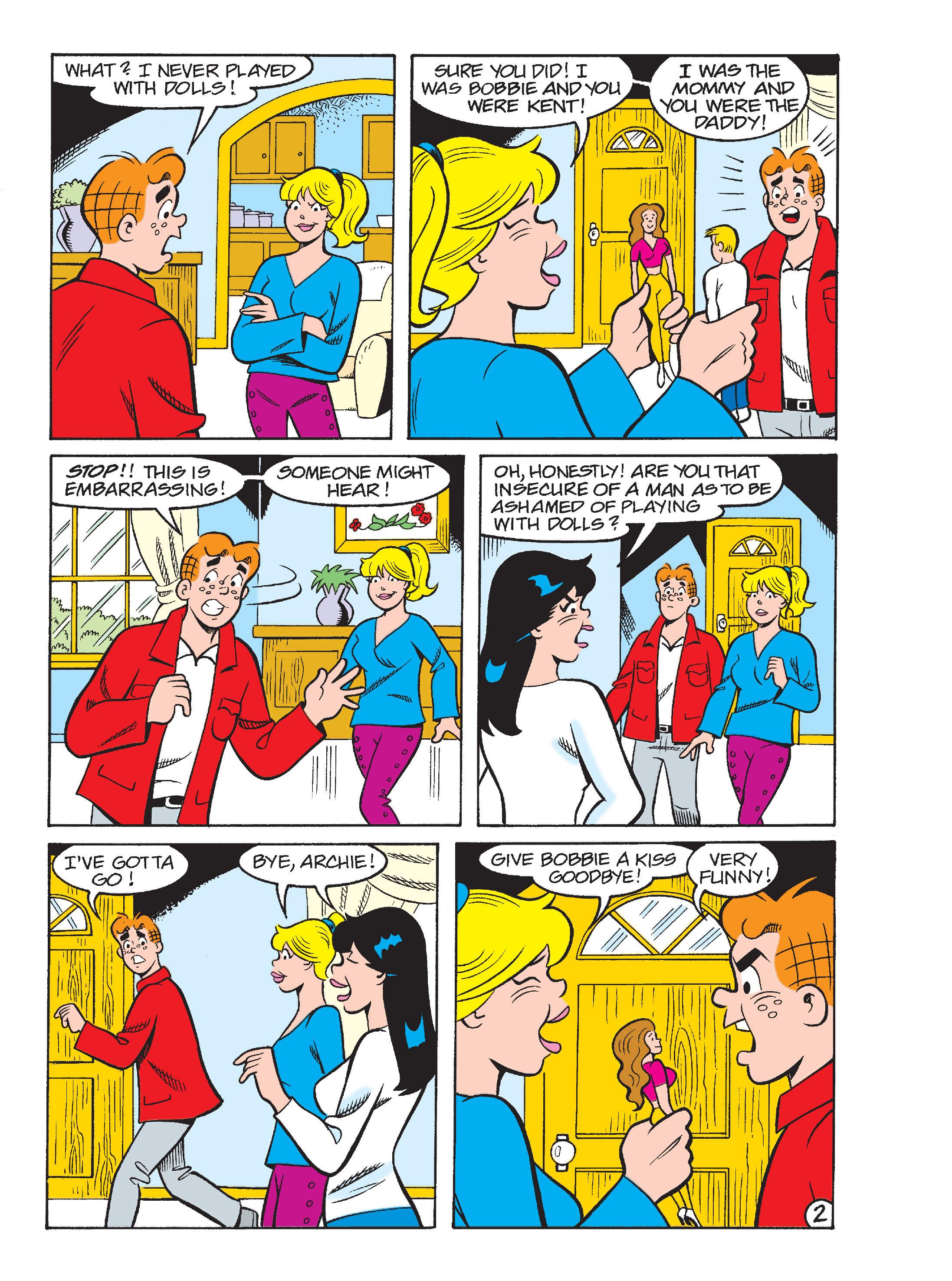 Read online Archie Giant Comics Collection comic -  Issue #Archie Giant Comics Collection TPB (Part 1) - 153