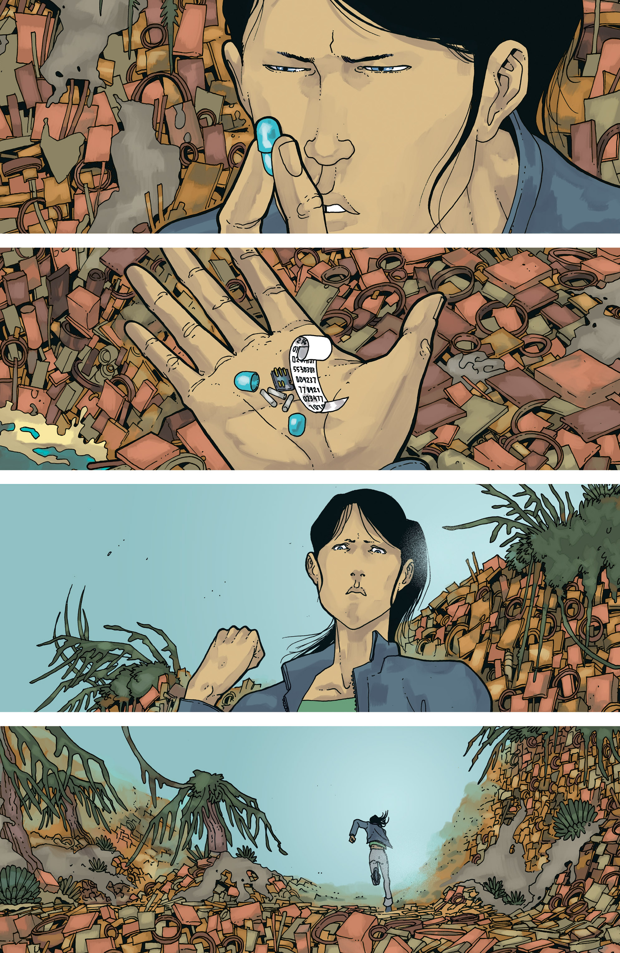 Read online Great Pacific comic -  Issue #18 - 11