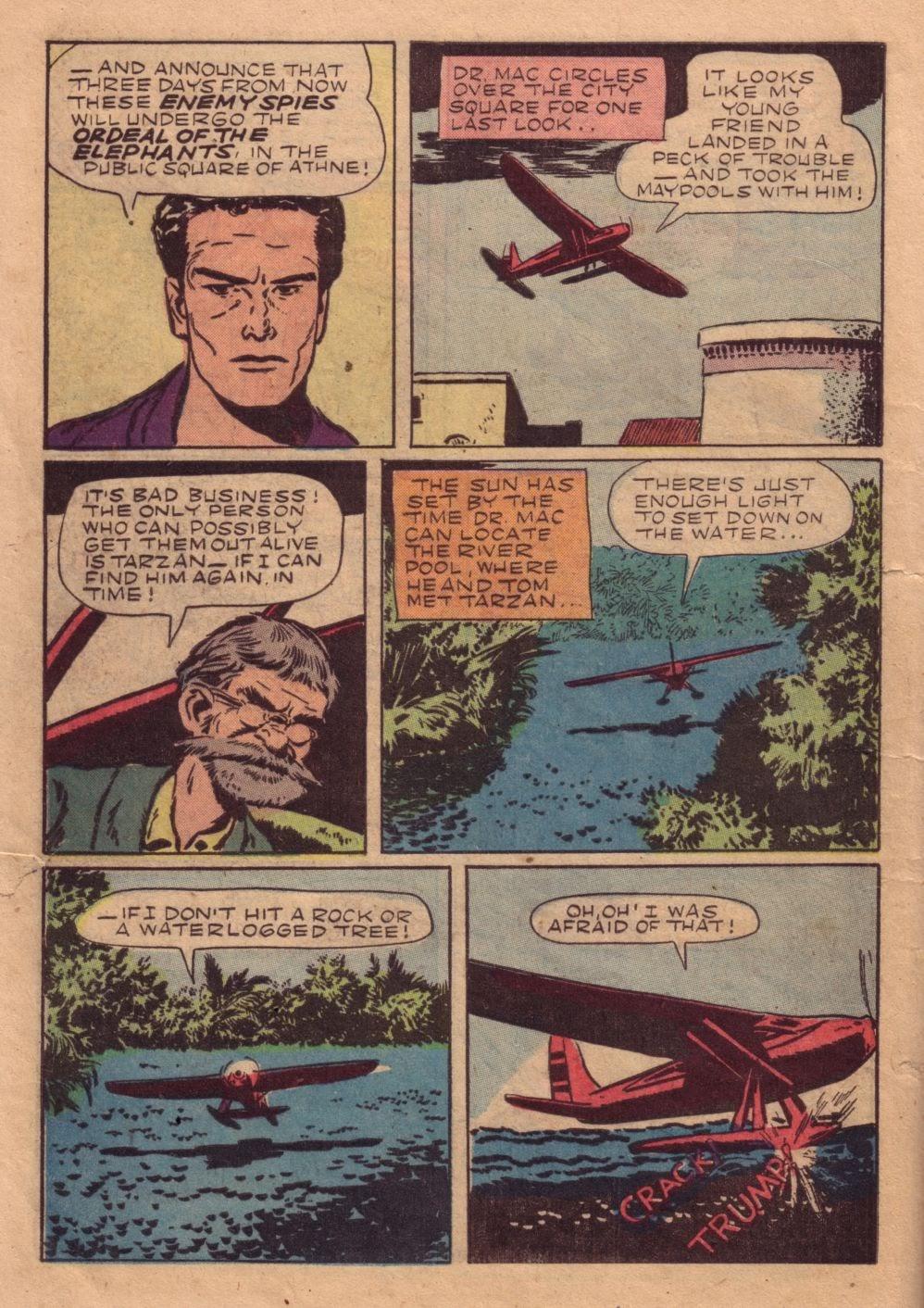 Tarzan (1948) issue 40 - Page 12