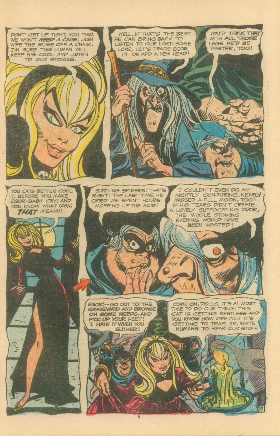 The Witching Hour (1969) issue 38 - Page 6