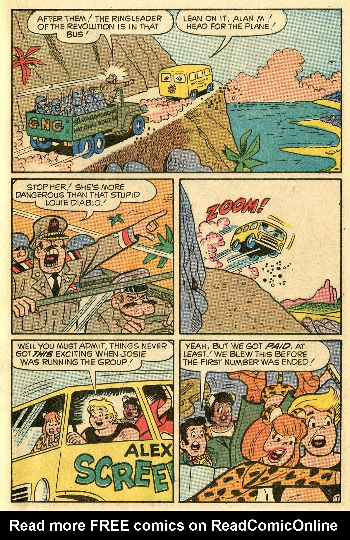 Read online She's Josie comic -  Issue #51 - 20
