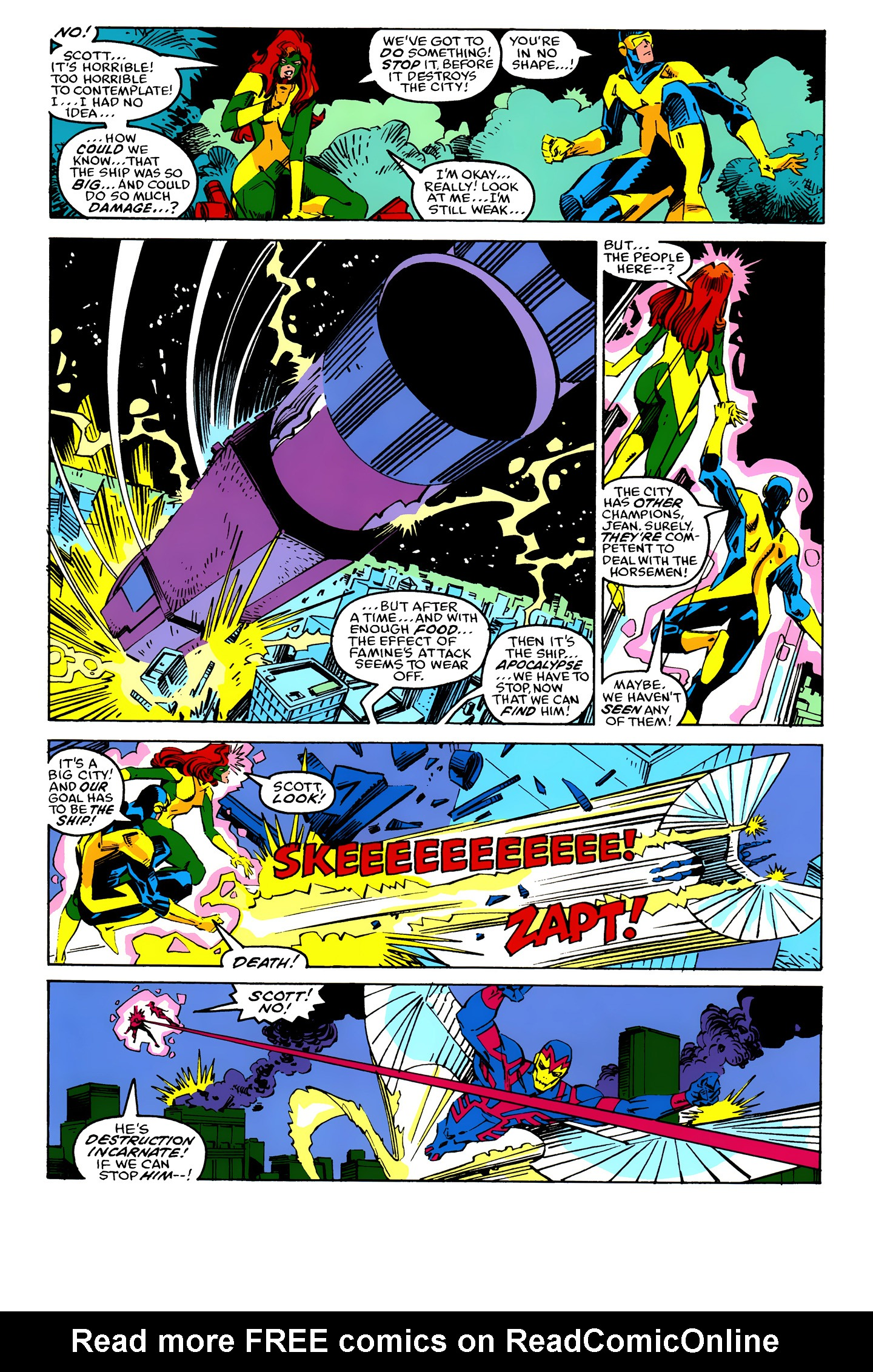 Read online X-Factor (1986) comic -  Issue #25 - 20