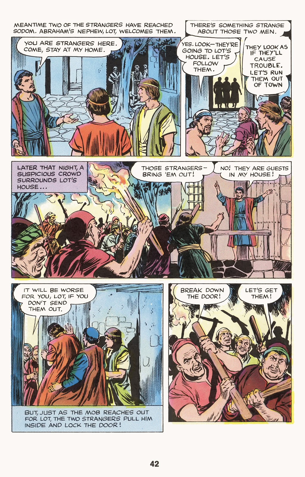 The Picture Bible issue TPB (Part 1) - Page 44