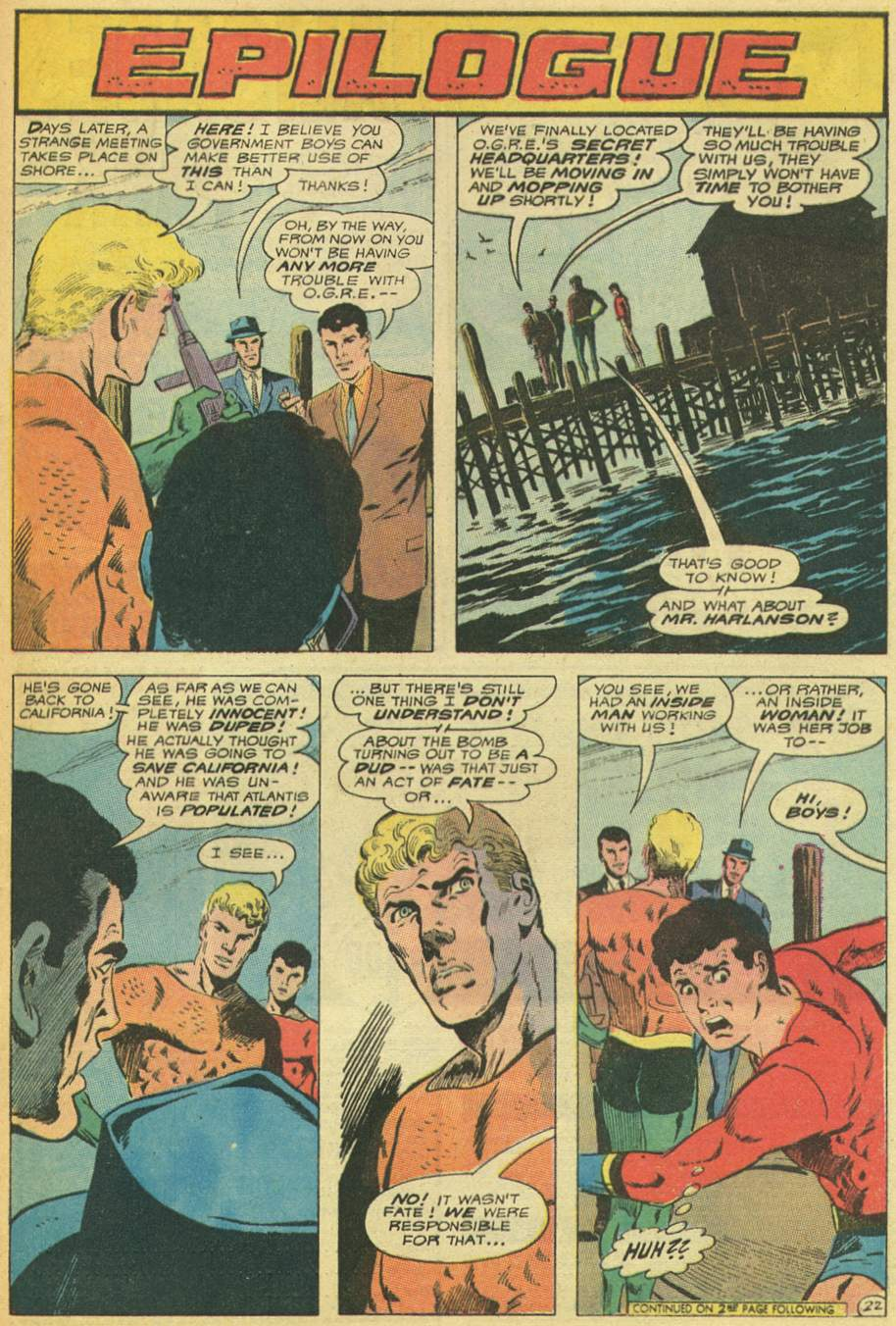 Read online Aquaman (1962) comic -  Issue #53 - 29
