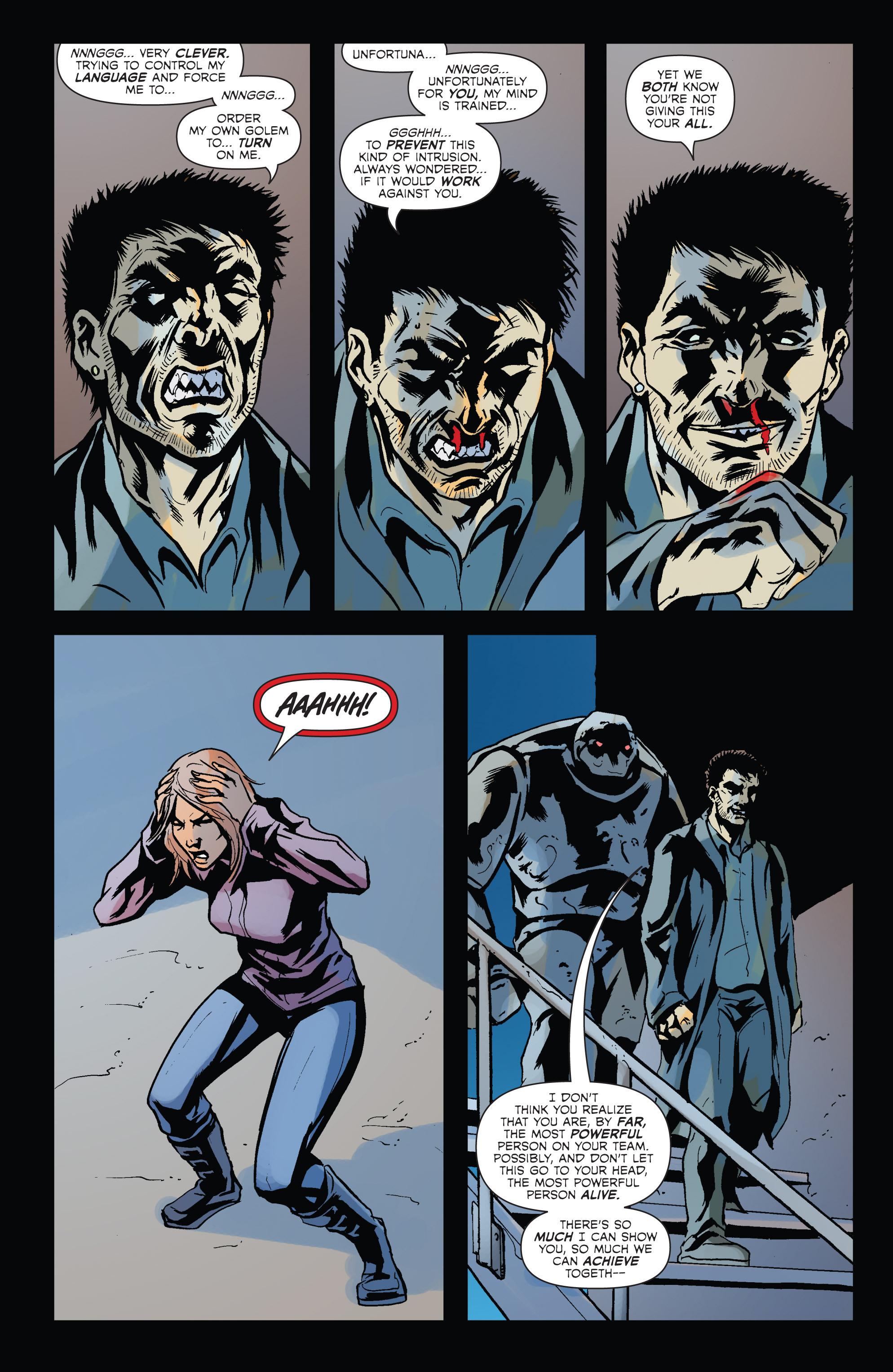 Read online Hoax Hunters (2012) comic -  Issue # TPB 2 - 53