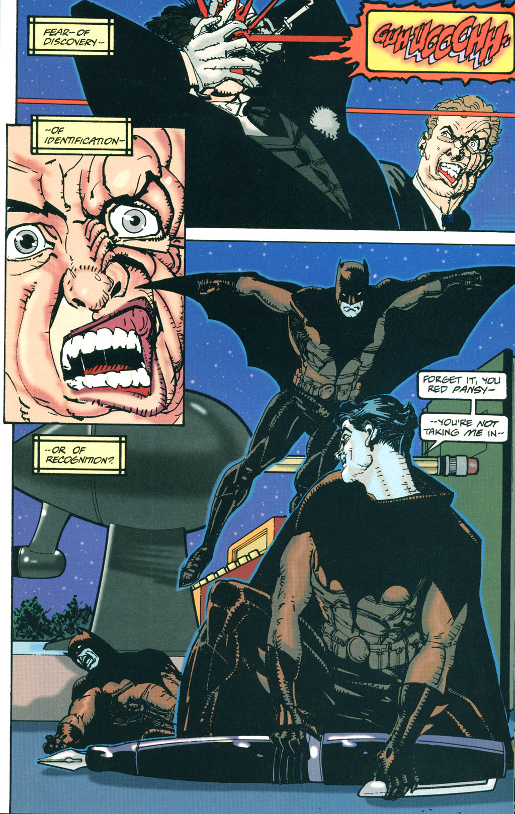 Read online Batman: Dark Allegiances comic -  Issue # Full - 59