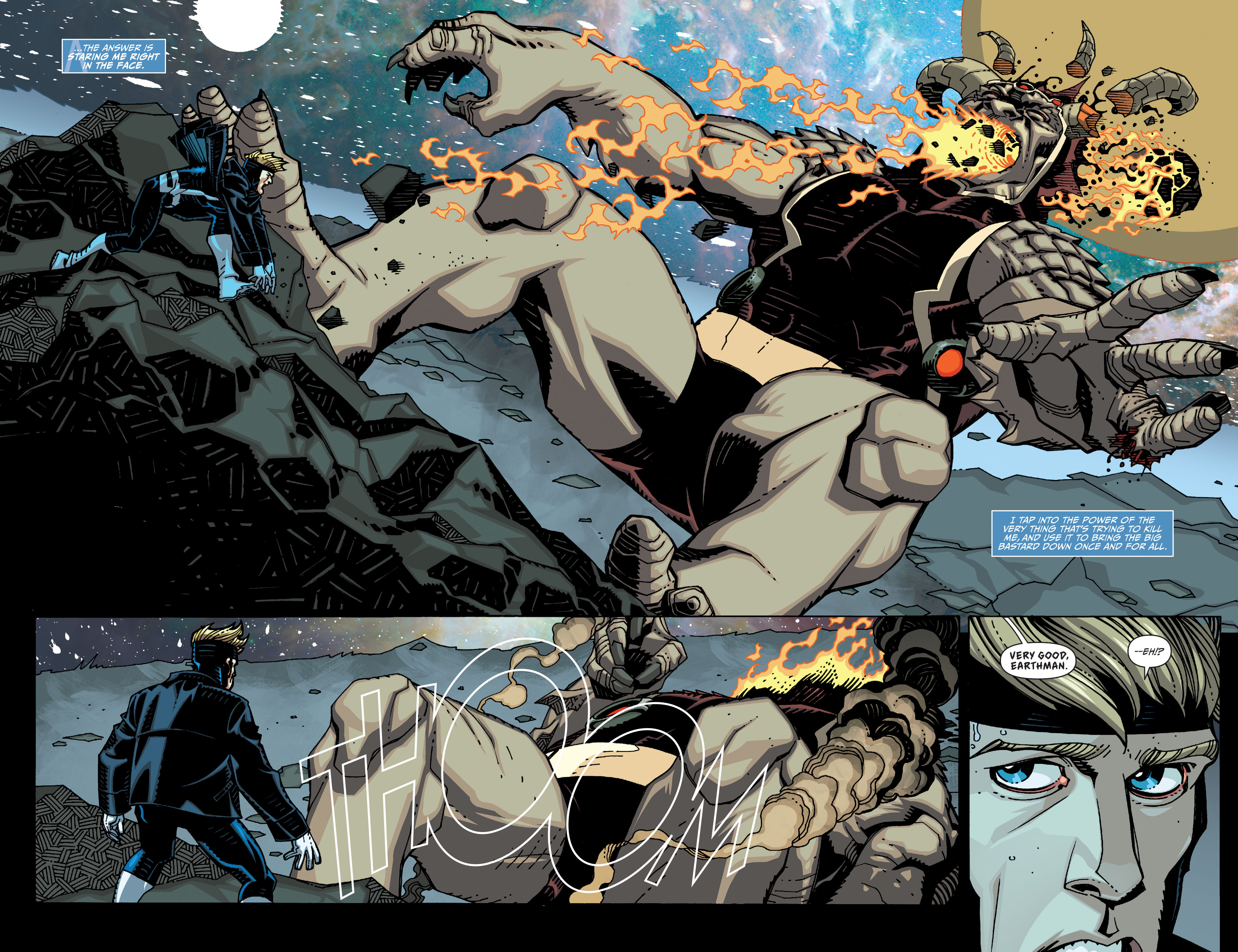 Read online Animal Man (2011) comic -  Issue #26 - 9