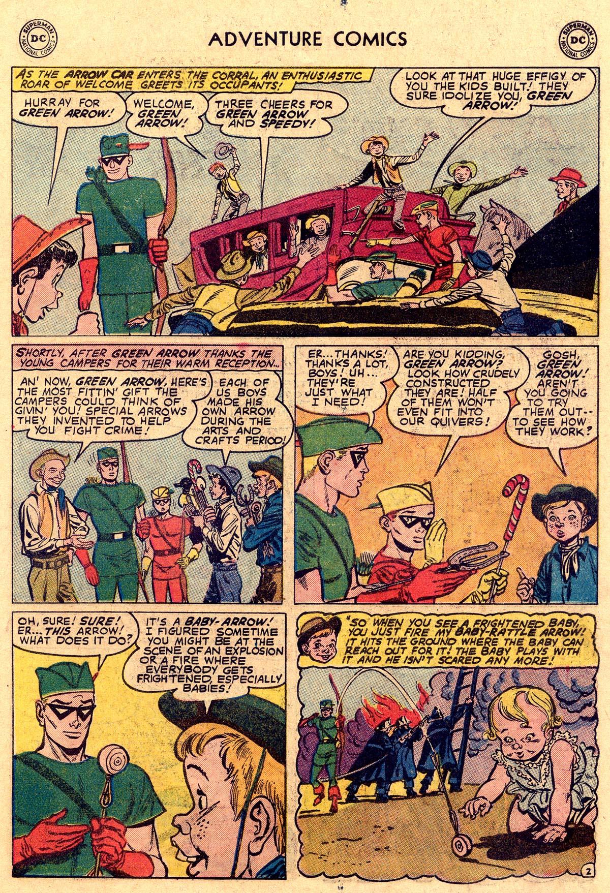 Read online Adventure Comics (1938) comic -  Issue #265 - 27