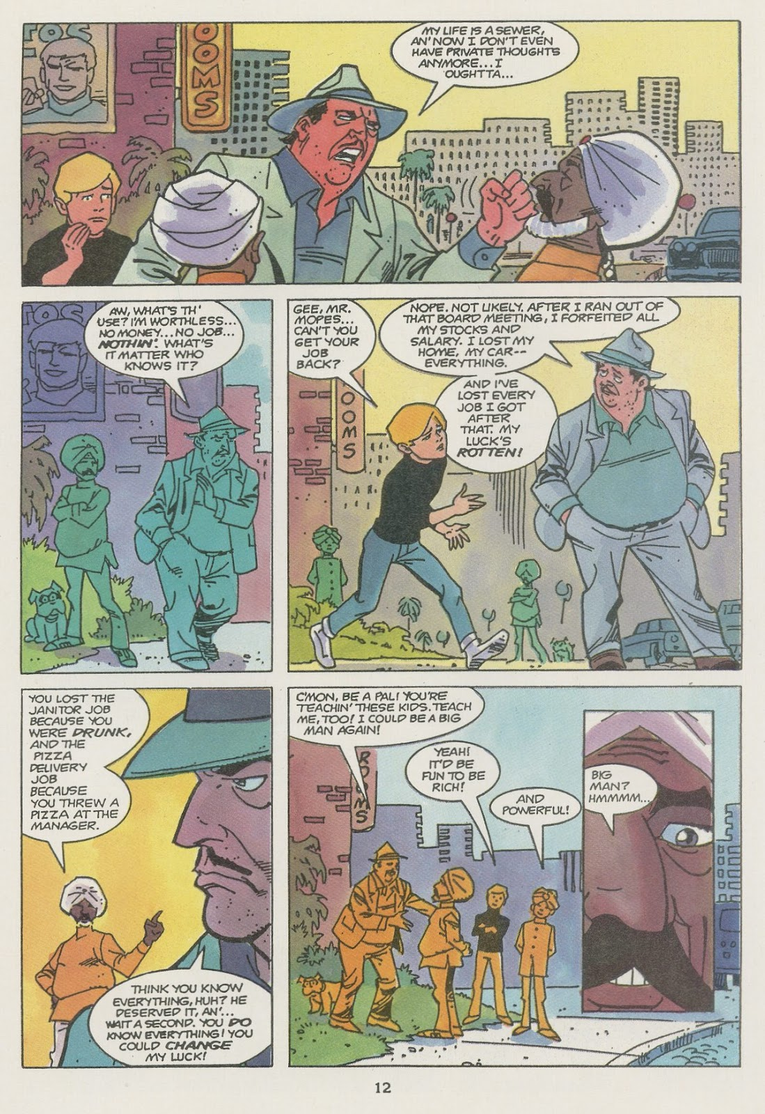 Jonny Quest (1986) issue 19 - Page 14