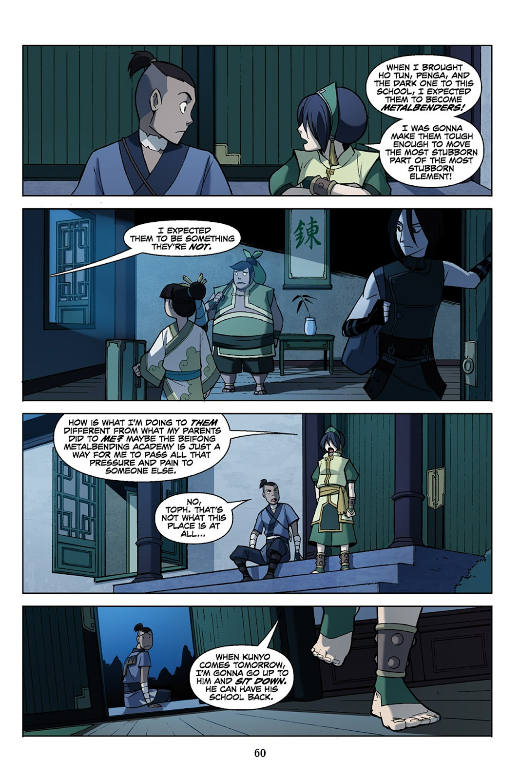 Comic Nickelodeon Avatar: The Last Airbender - The Promise issue 2
