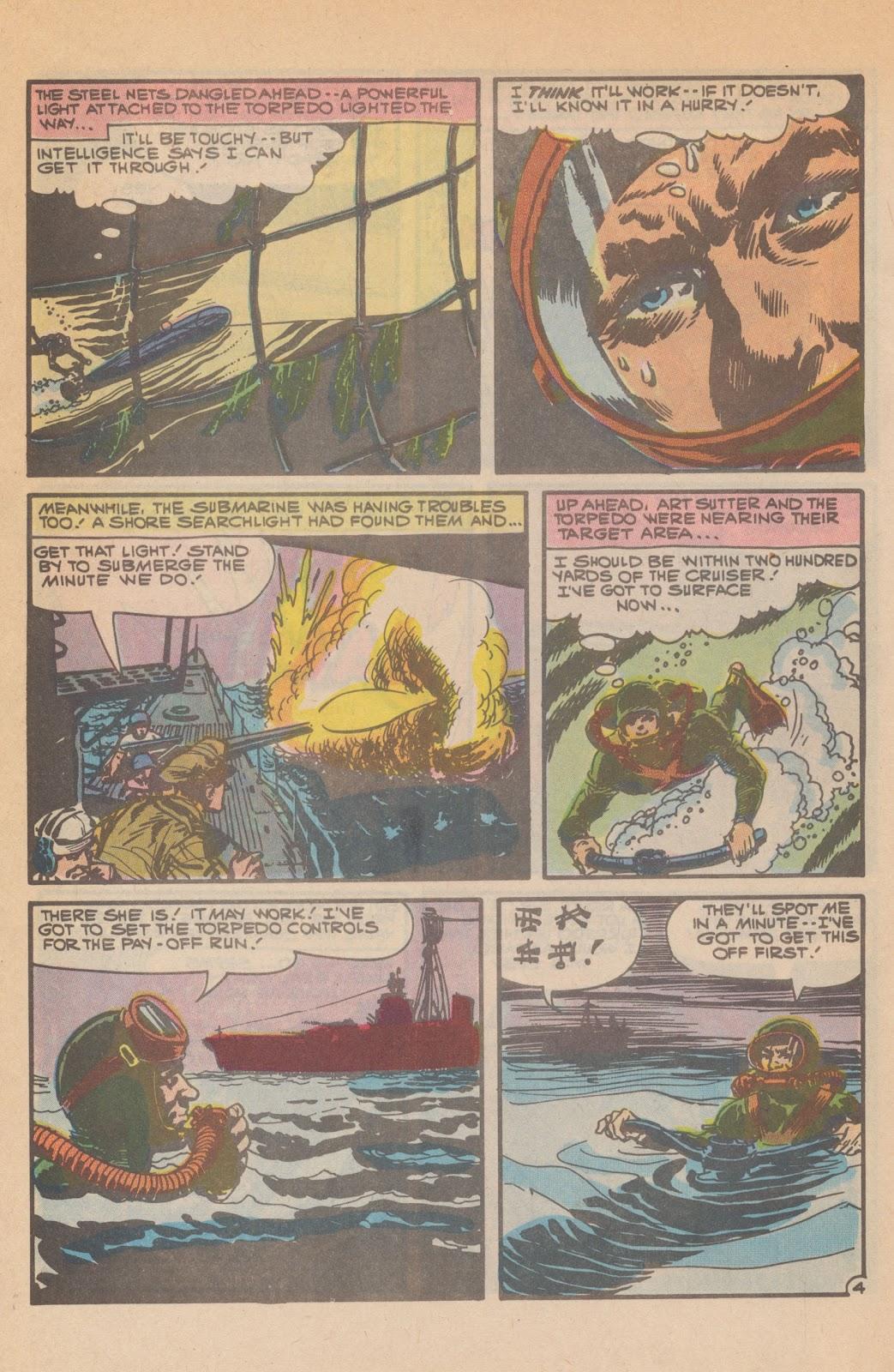 Read online Fightin' Navy comic -  Issue #133 - 6
