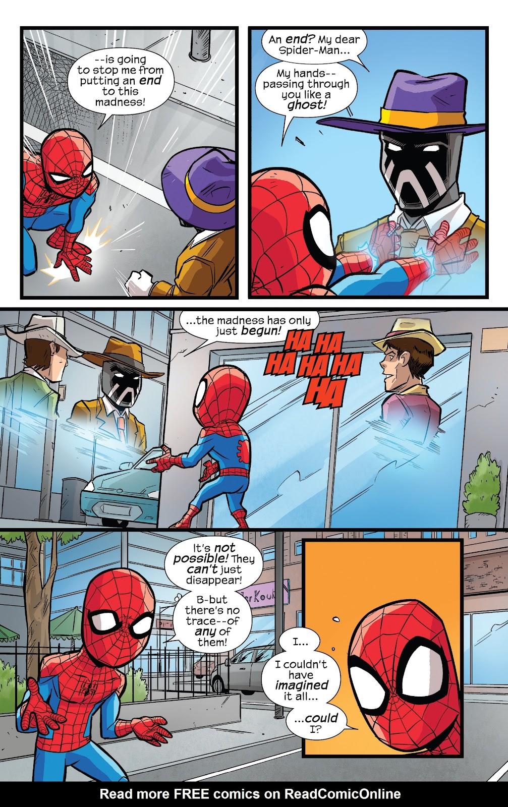Read online Marvel Super Hero Adventures: Spider-Man – Web Designers comic -  Issue # Full - 7