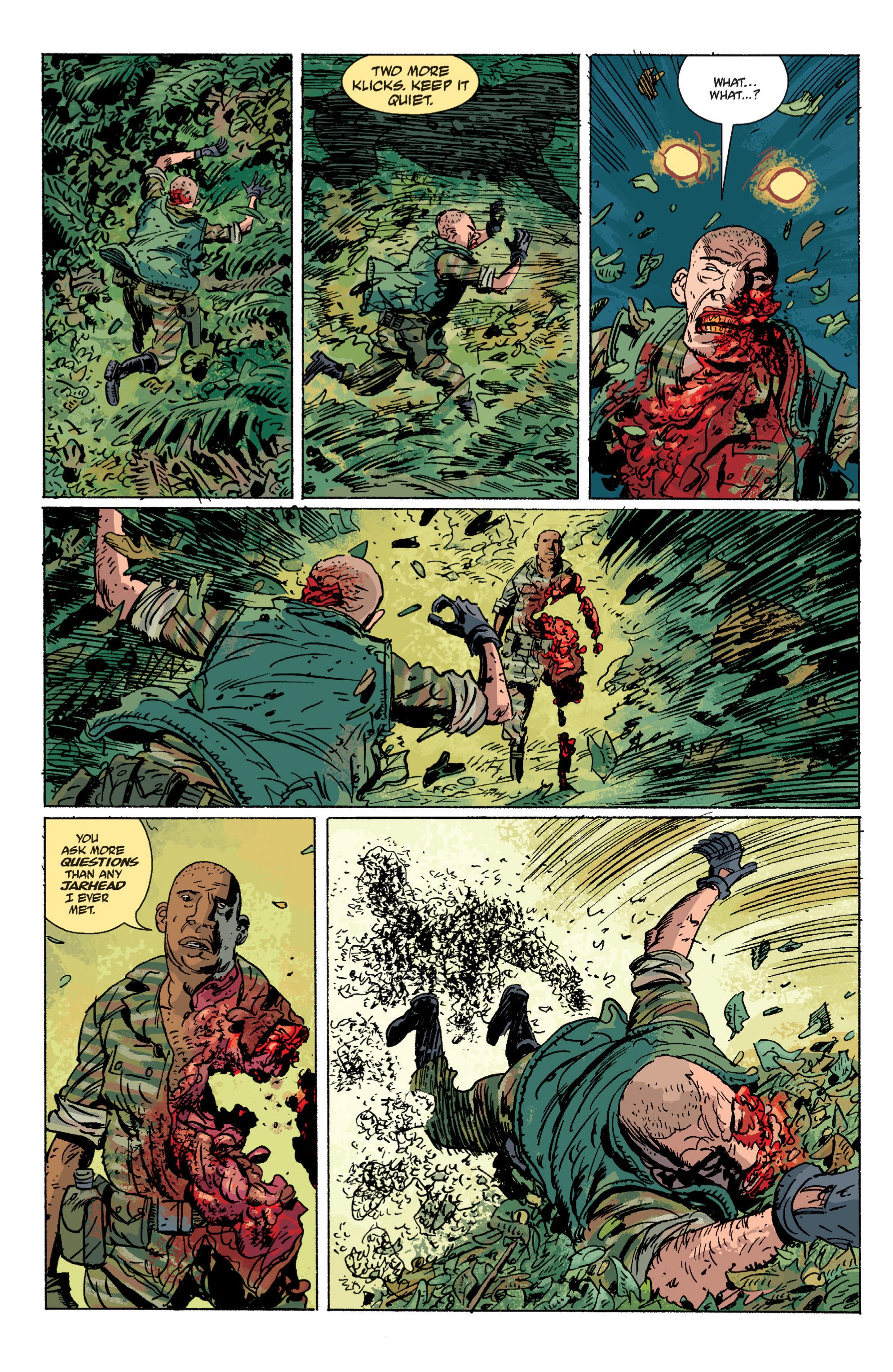 Read online B.P.R.D. (2003) comic -  Issue # TPB 6 - 53
