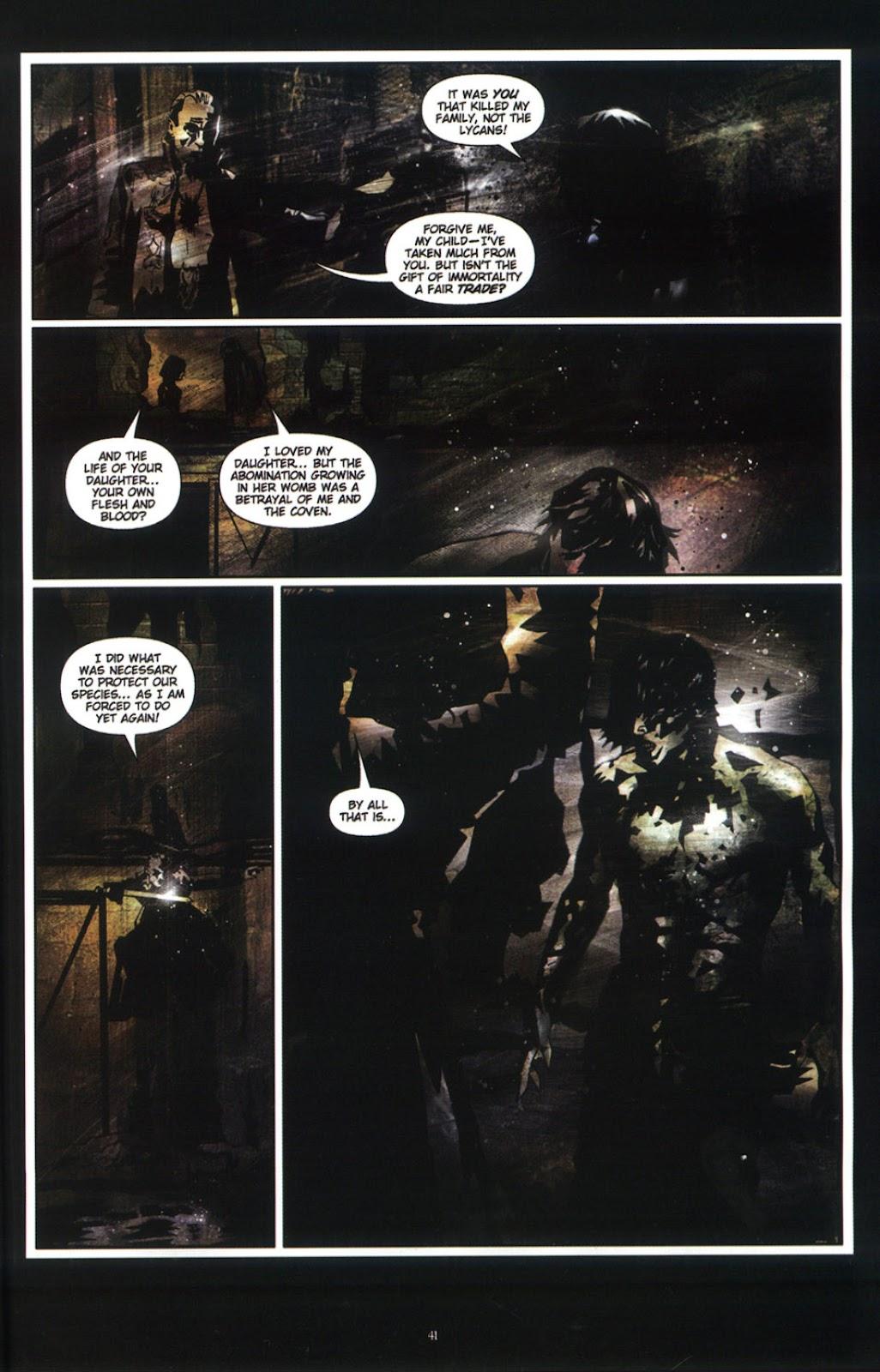 Read online Underworld (2003) comic -  Issue # Full - 42