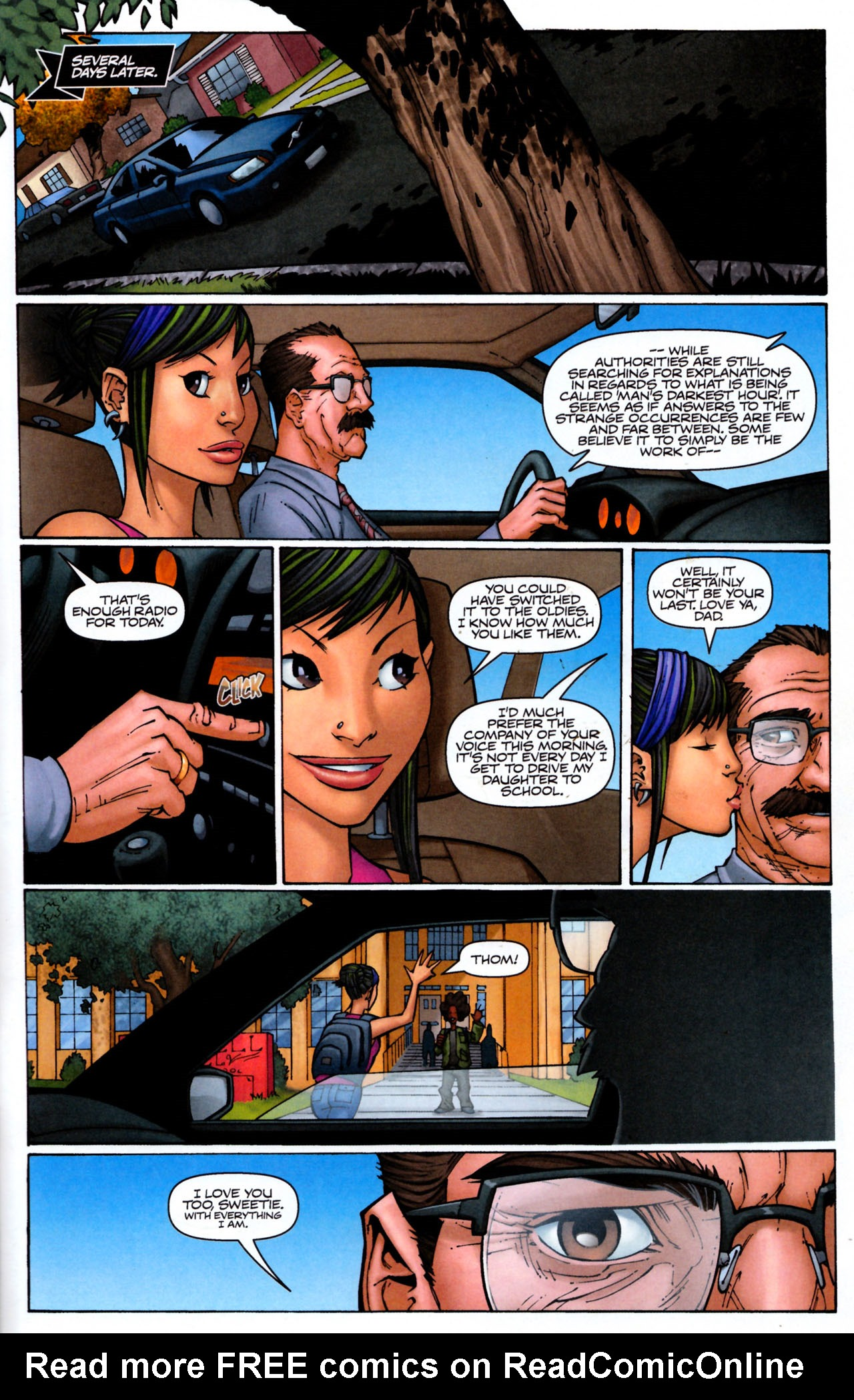 Read online Shrugged (2006) comic -  Issue #8 - 37