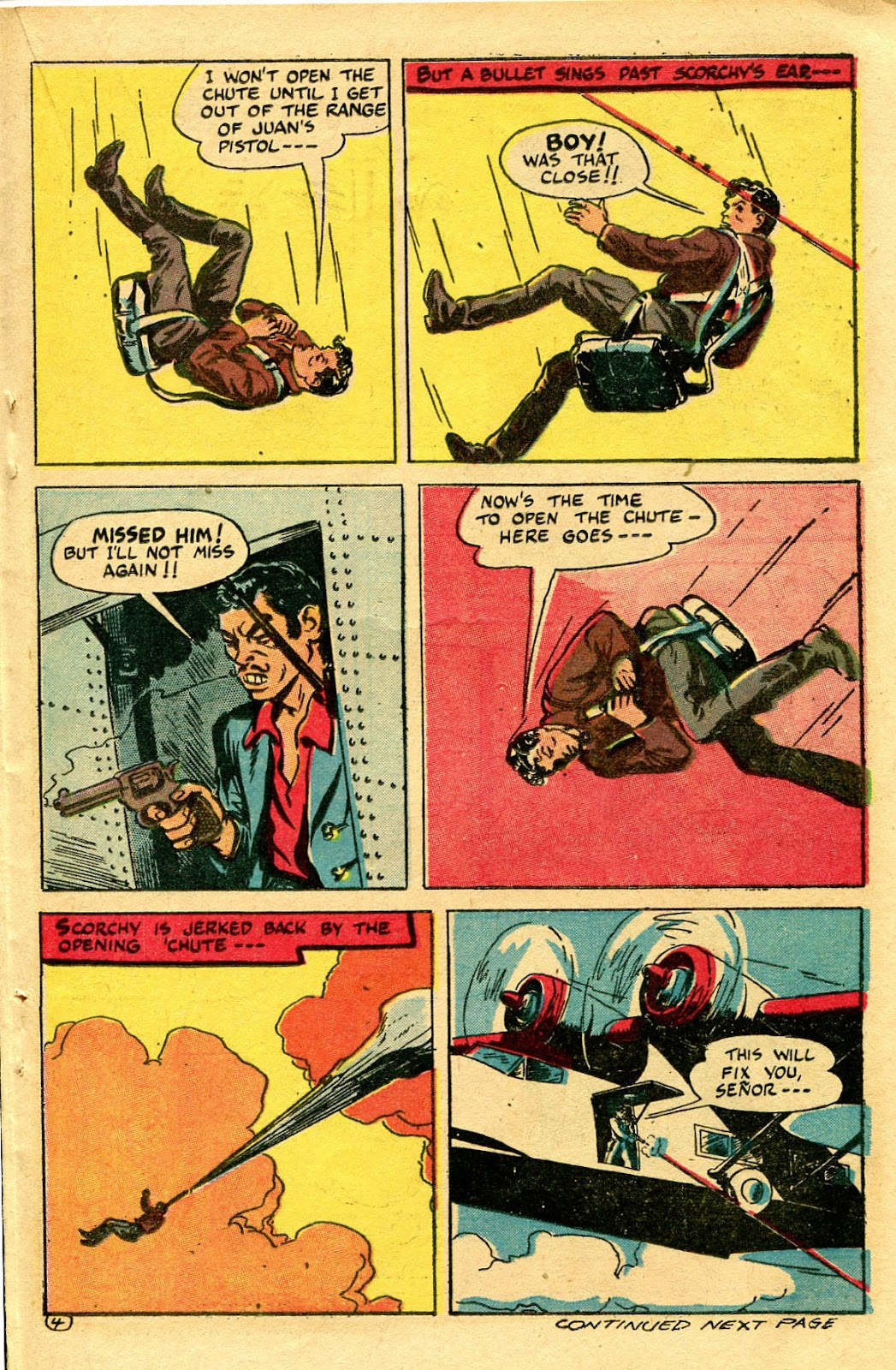 Read online Famous Funnies comic -  Issue #130 - 31