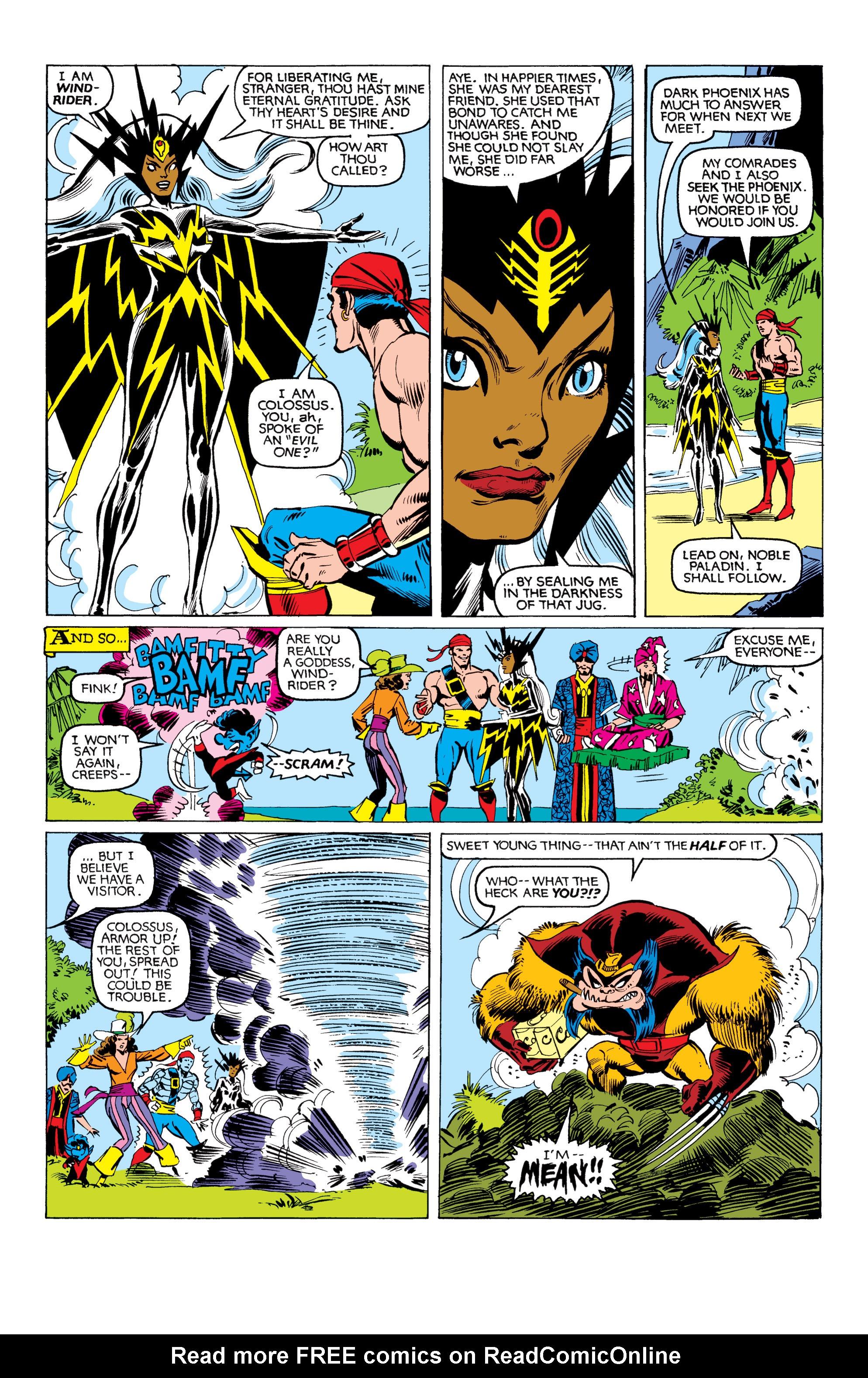 Read online Uncanny X-Men (1963) comic -  Issue #153 - 15