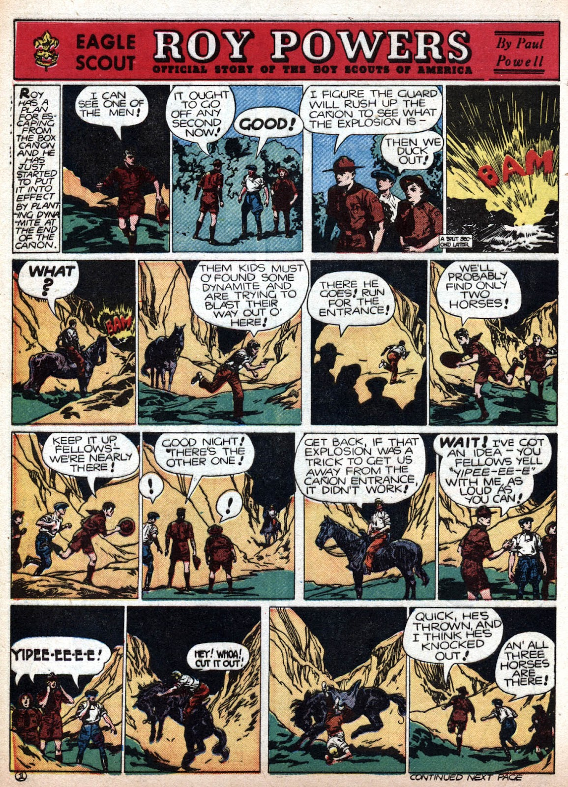 Read online Famous Funnies comic -  Issue #79 - 6