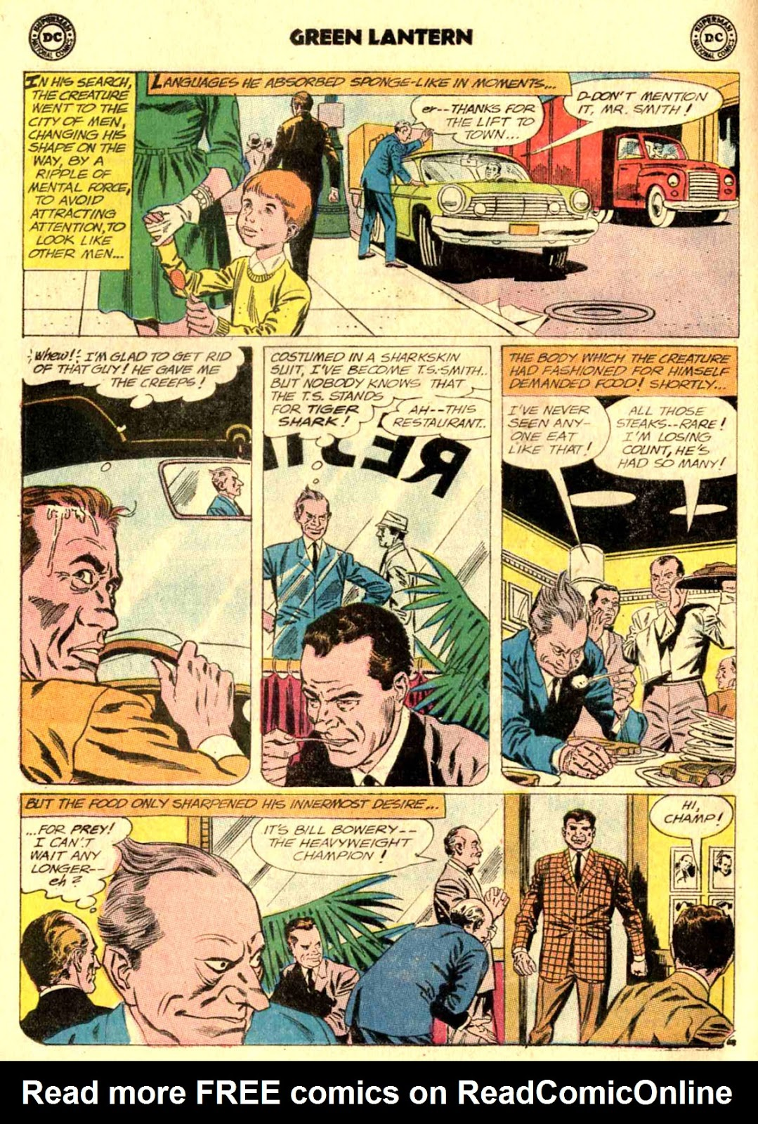 Green Lantern (1960) Issue #24 #27 - English 8