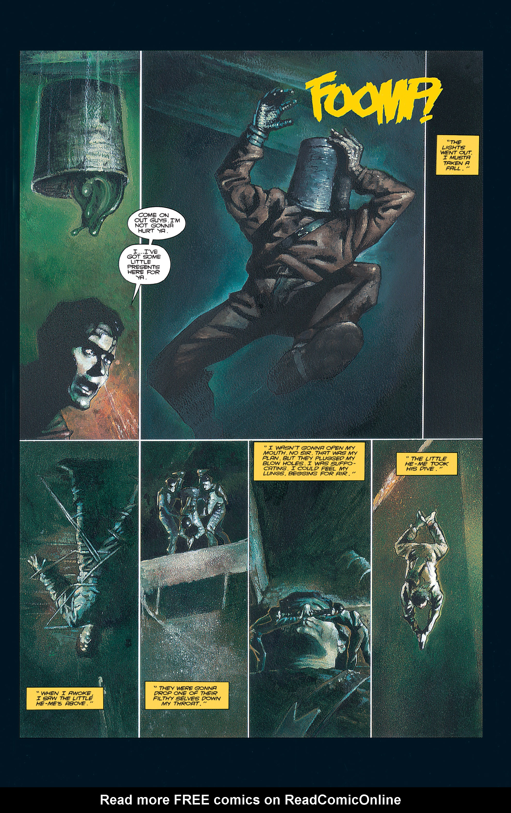 Read online Army of Darkness (1992) comic -  Issue #2 - 11