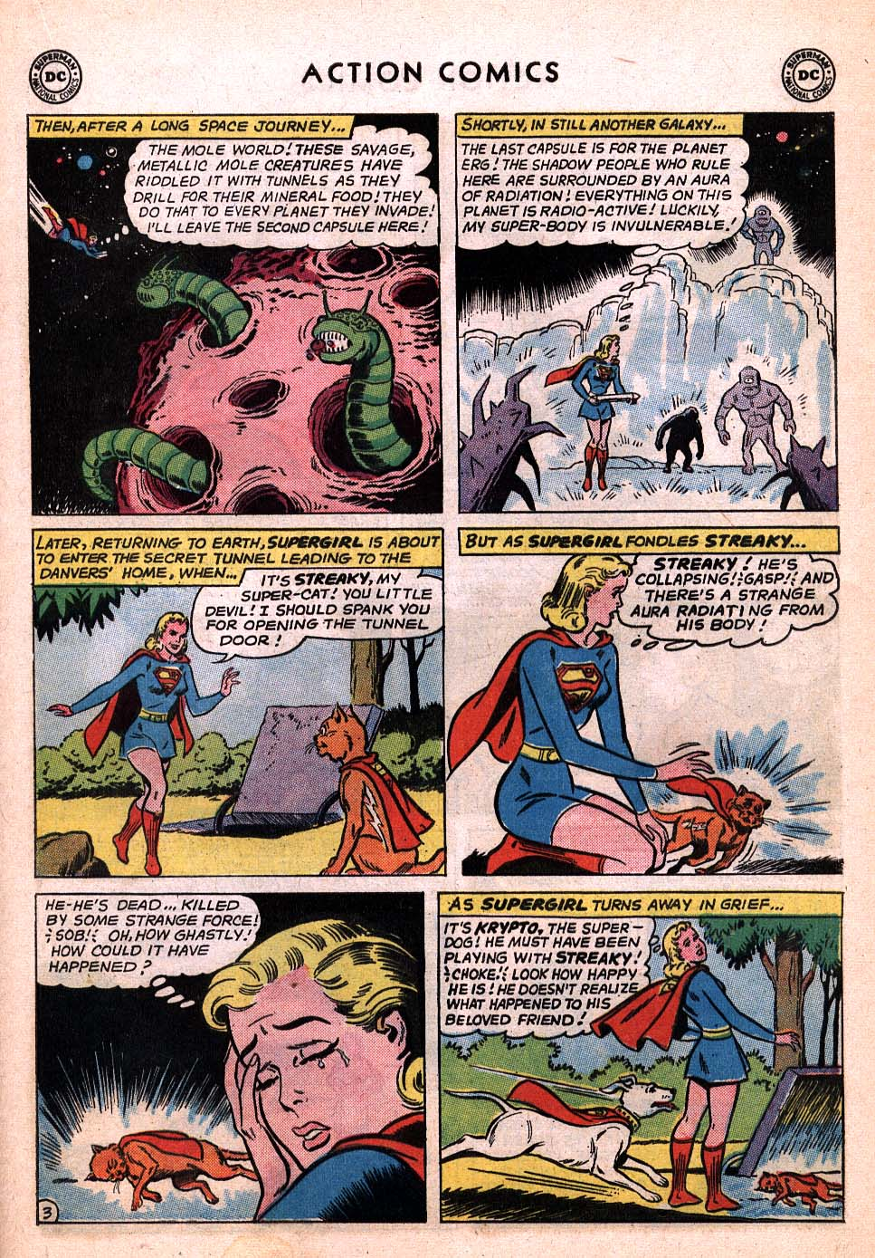 Read online Action Comics (1938) comic -  Issue #306 - 18